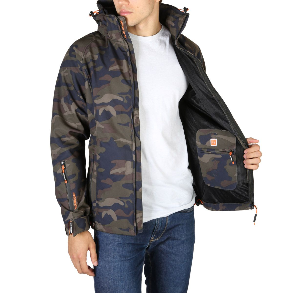 Vestes Geographical Norway – Taboo_man