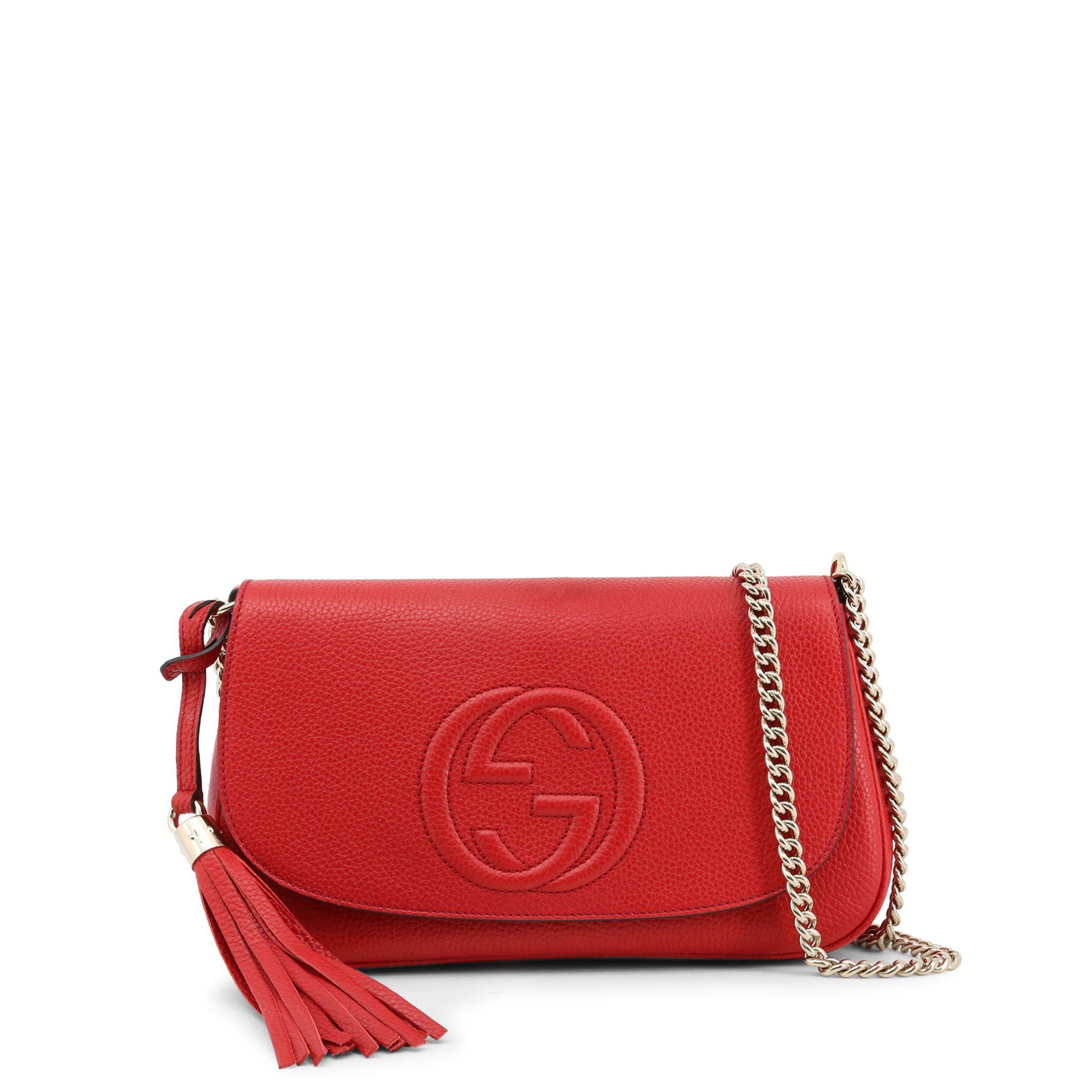 Dámská kabelka Gucci Soho Chain Crossbody