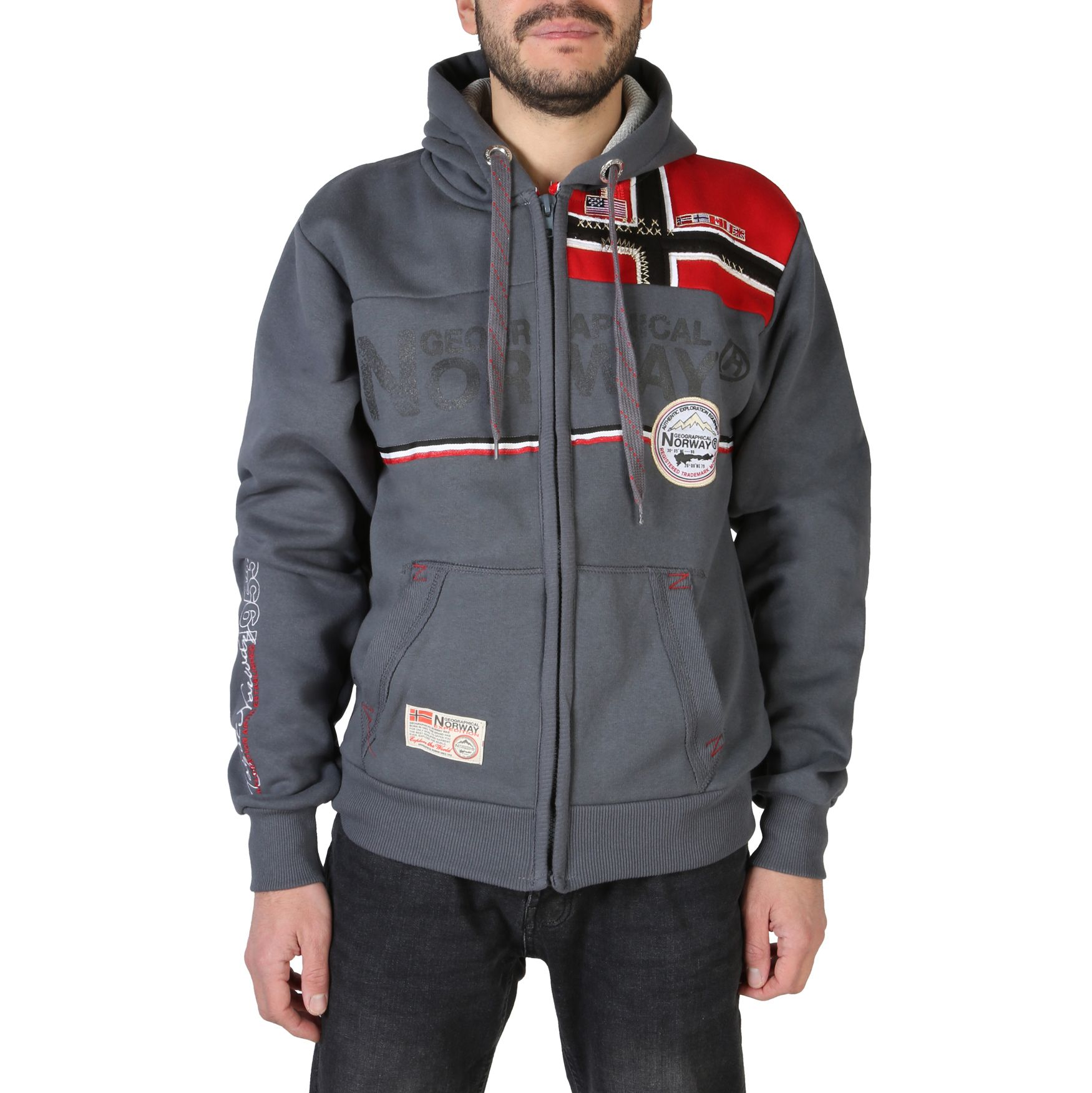 Sweat-shirts Geographical Norway – Faponie100BS_man