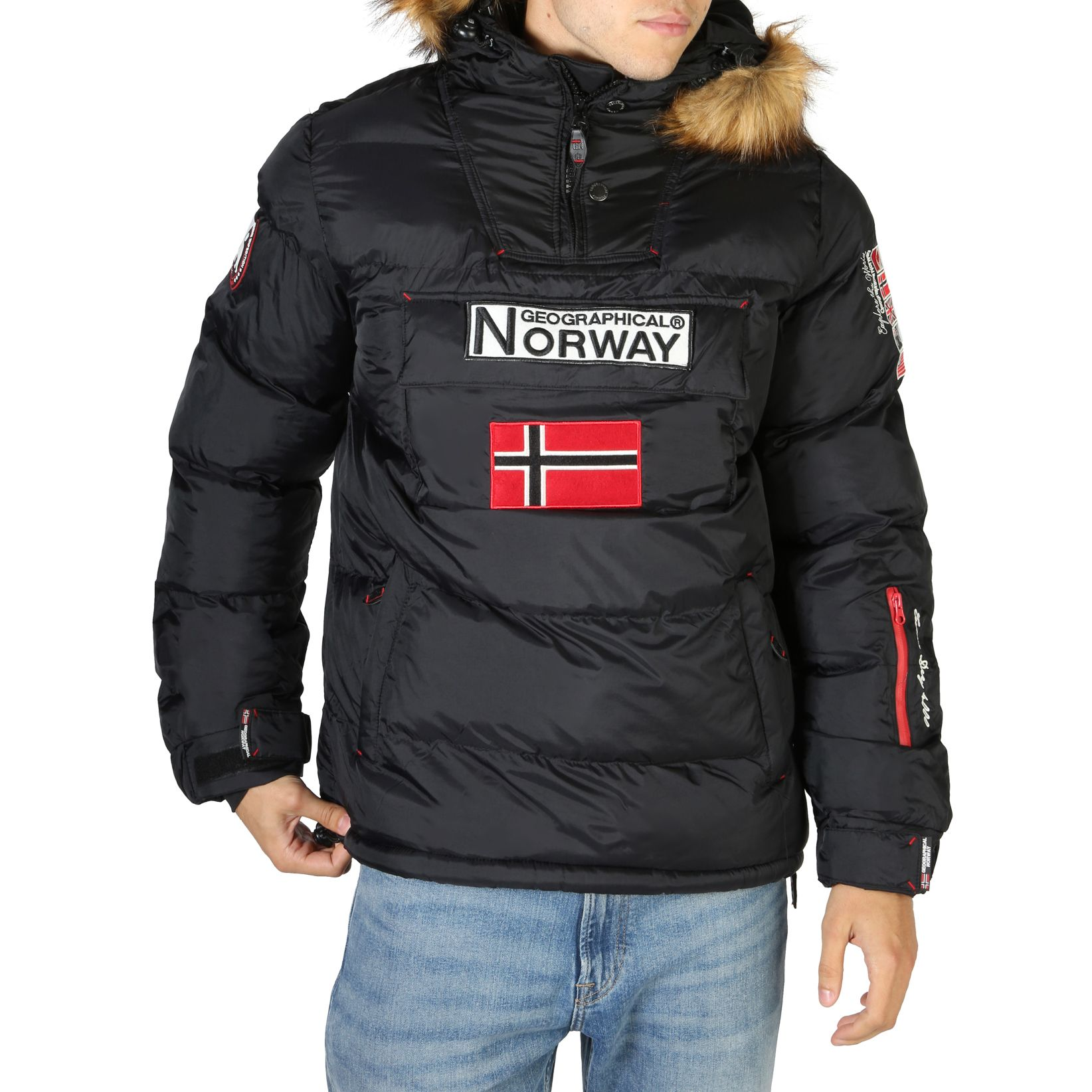 Geographical Norway – Bilboquet Man Black