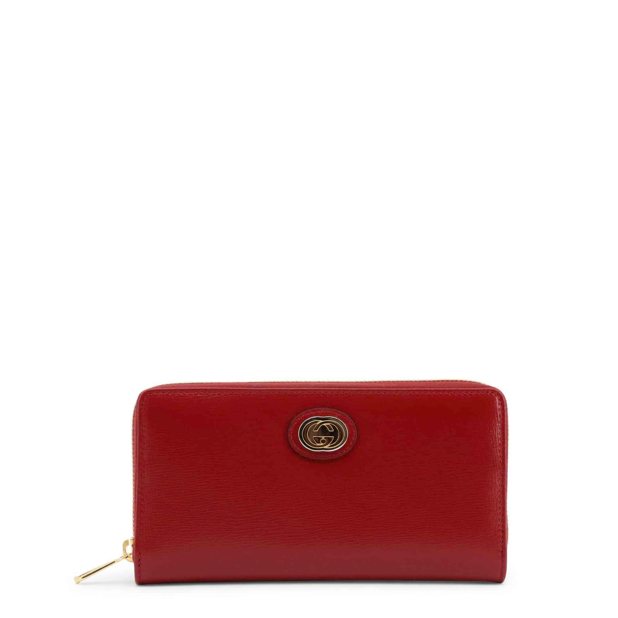 Gucci – 598543_1DB0X – Rood Designeritems.nl