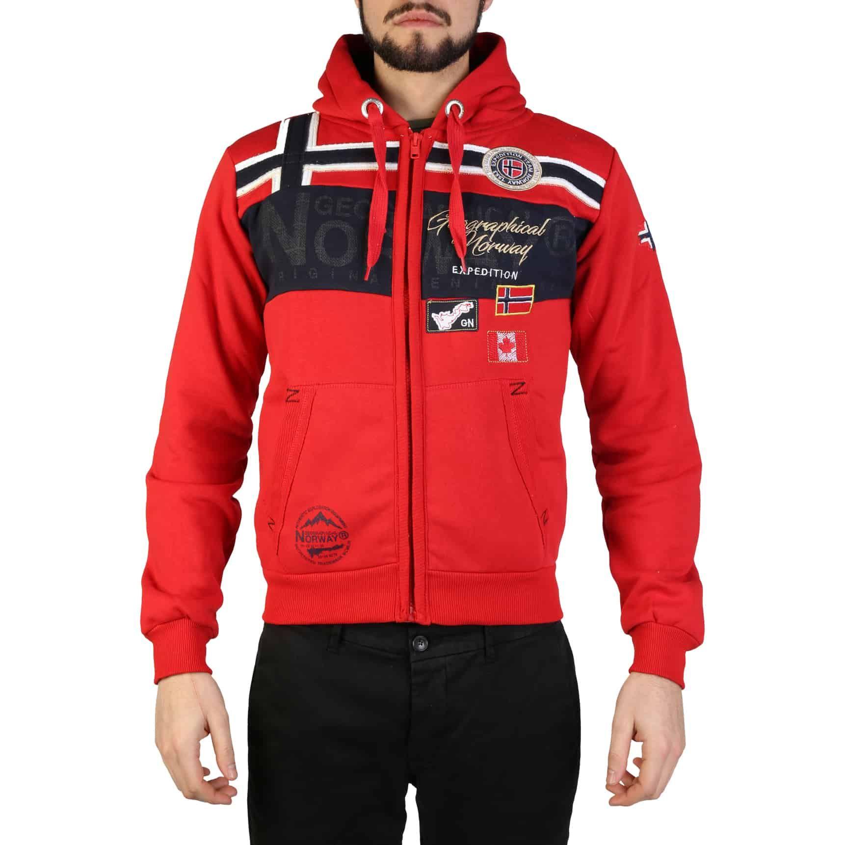 Sweat-shirts Geographical Norway – Garadock_man