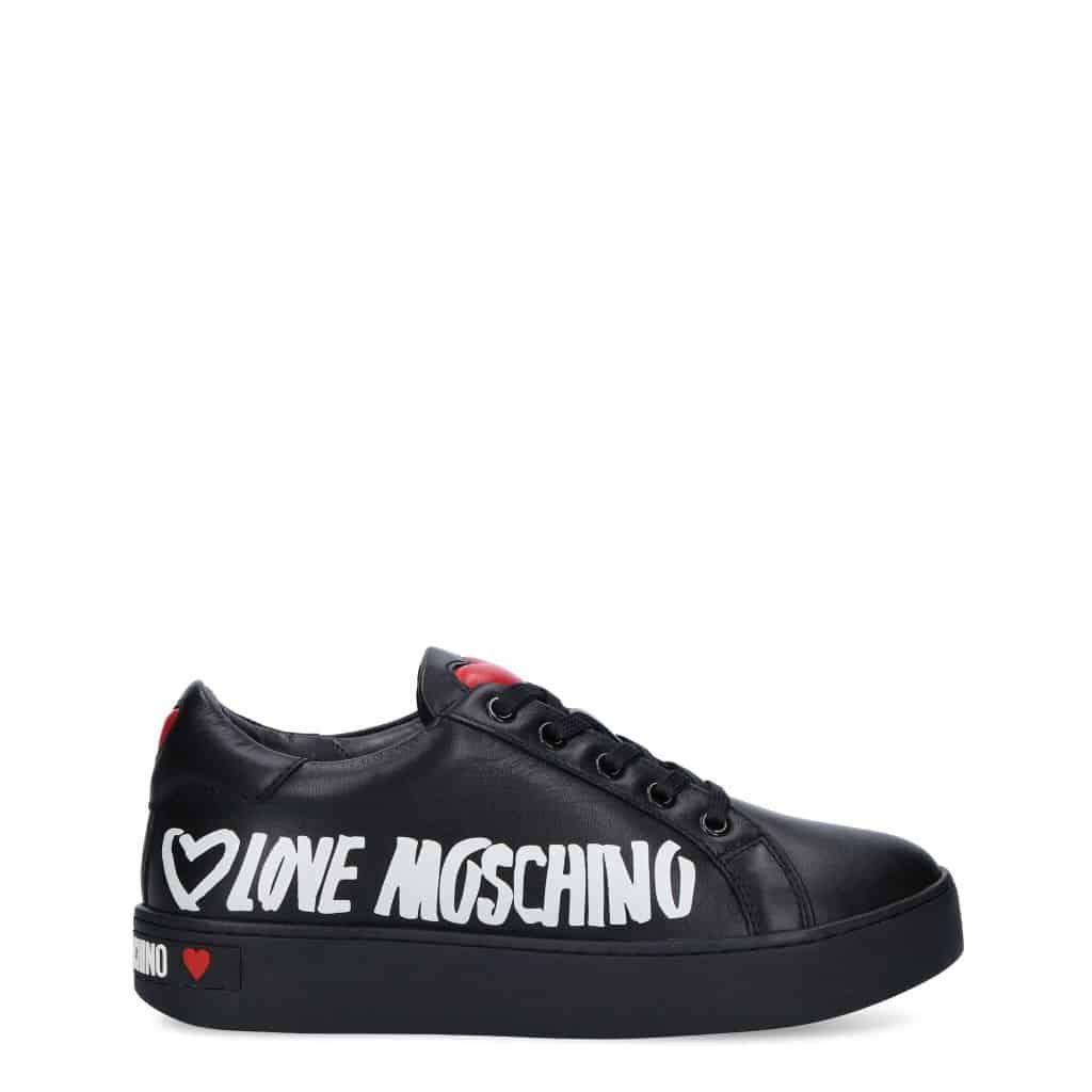 Love Moschino – JA15123G1DIA0 – Zwart Designeritems.nl