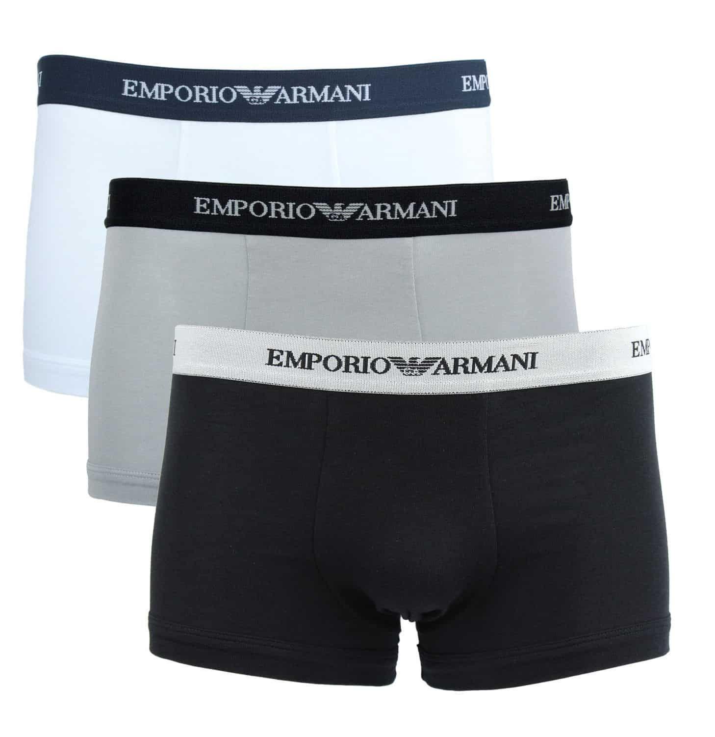 Emporio Armani – CC717-111357 – Wit Designeritems.nl