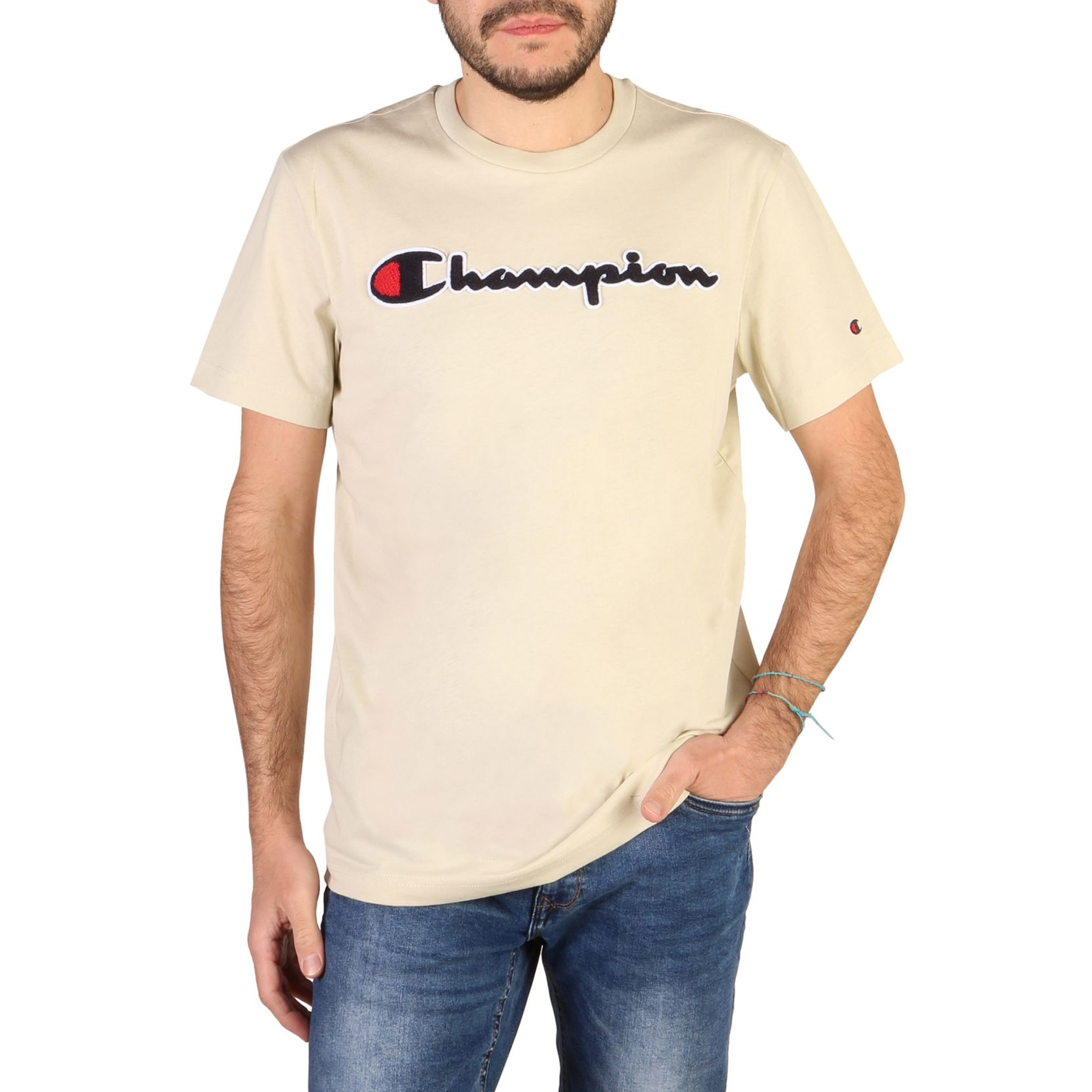 T-shirt męski CHAMPION 213521
