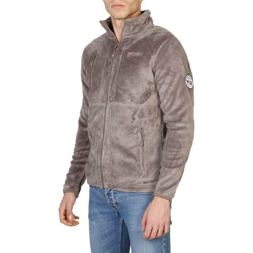 Bekleidung Geographical Norway – Upload_man – Grau