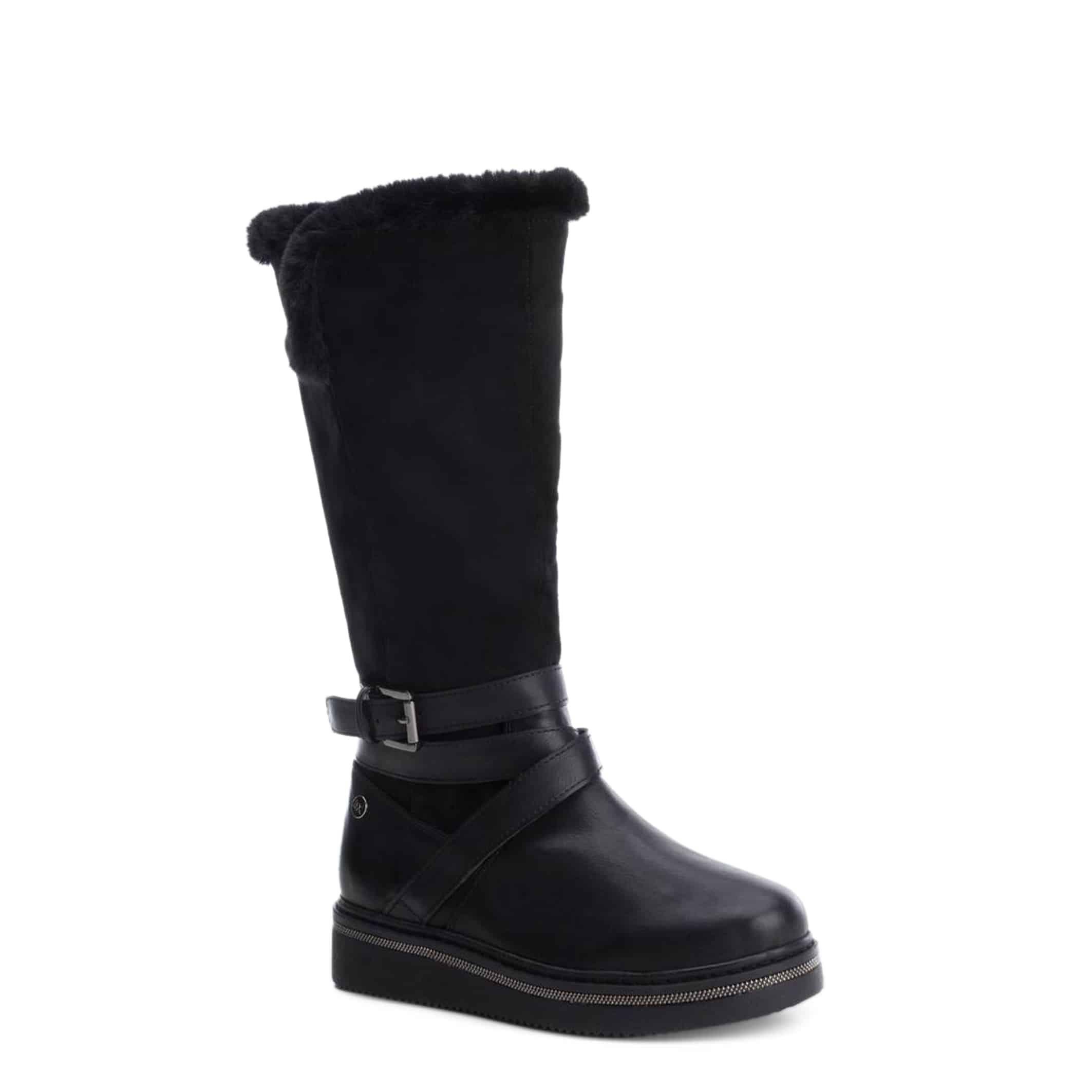 Schuhe Xti – 48447 – Schwarz