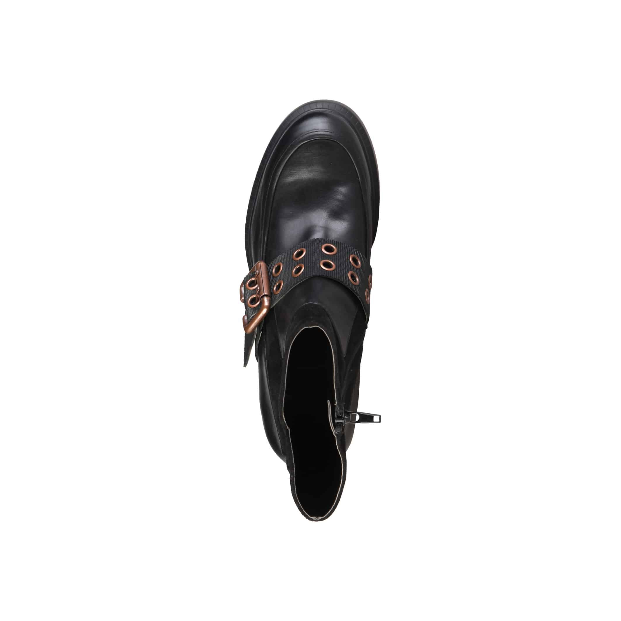 Schuhe Ana Lublin – KARIN – Schwarz