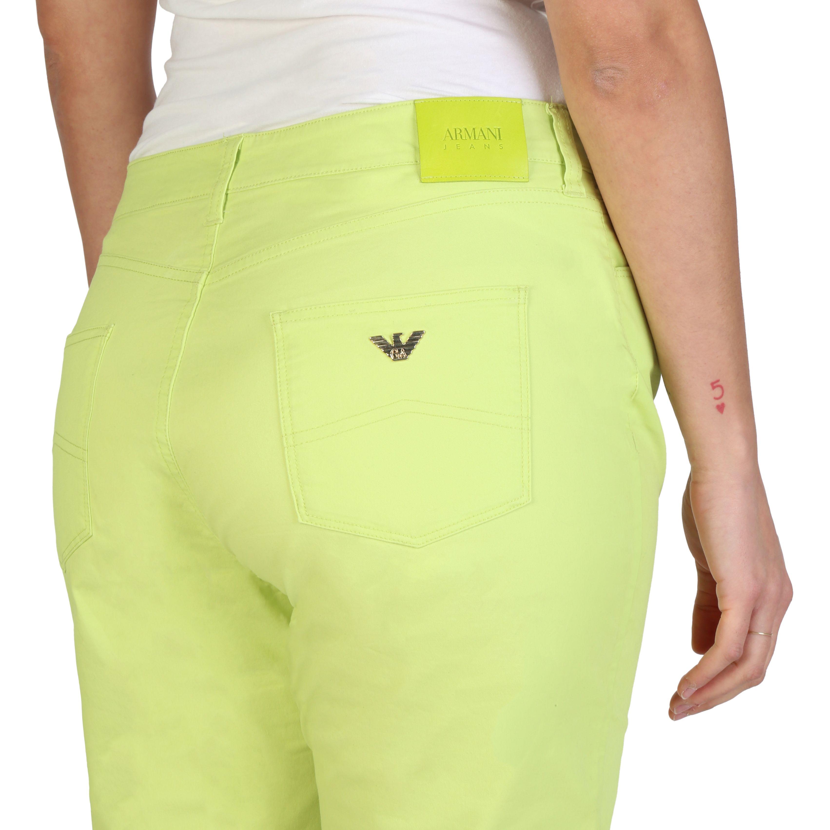330F7770 Aa62 11Ea Aaa4 4Fcd1Fe36E6D Armani Jeans - 3Y5J18_5Nzxz - Green