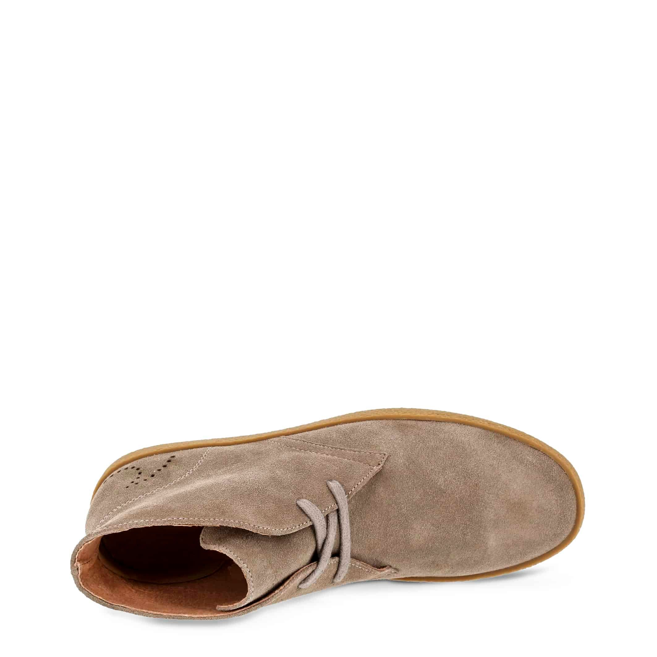 Chaussures à lacets Docksteps – NEWSALINAS-MID_2126_BROWN