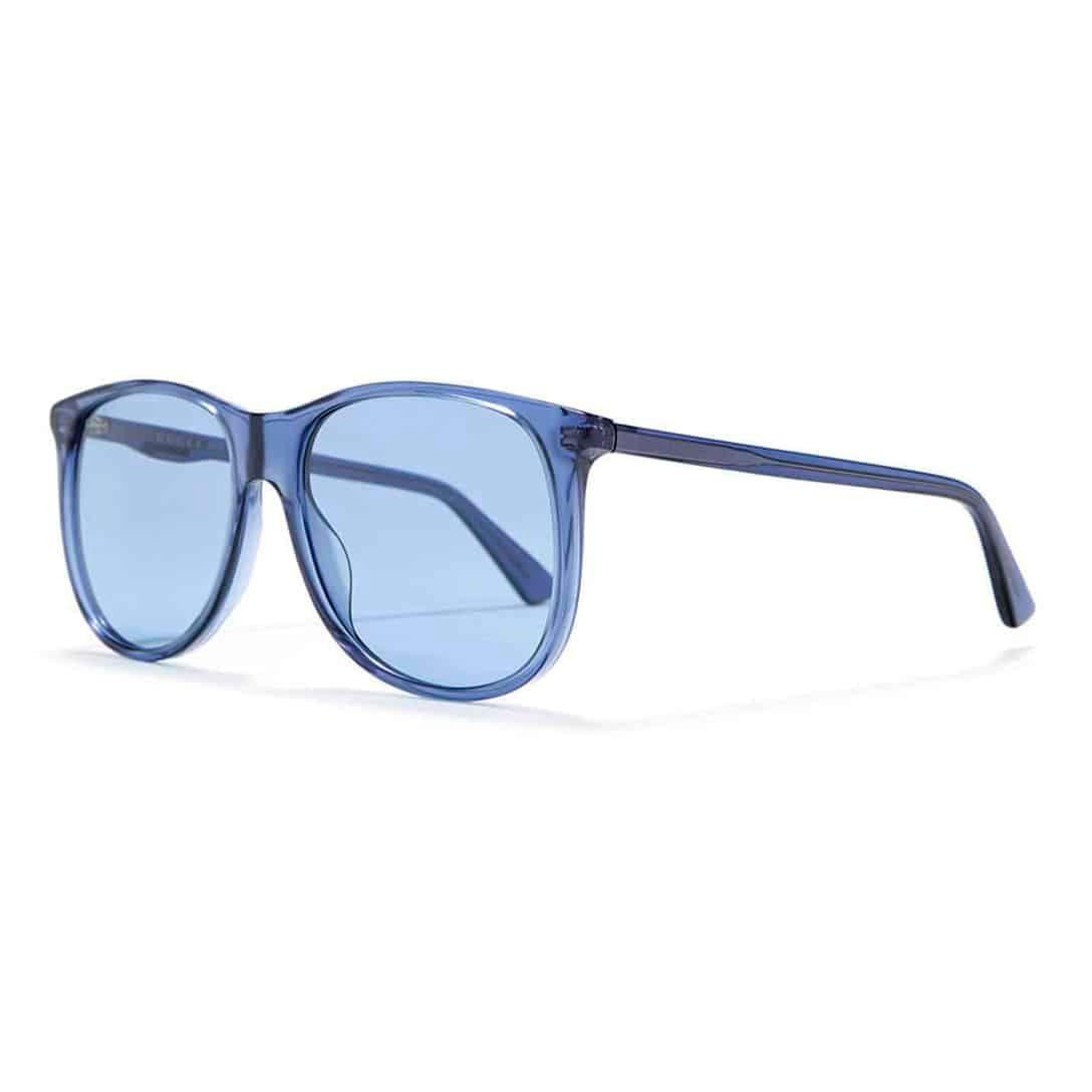 Gucci – GG0263S-30002356 – Blauw Designeritems.nl