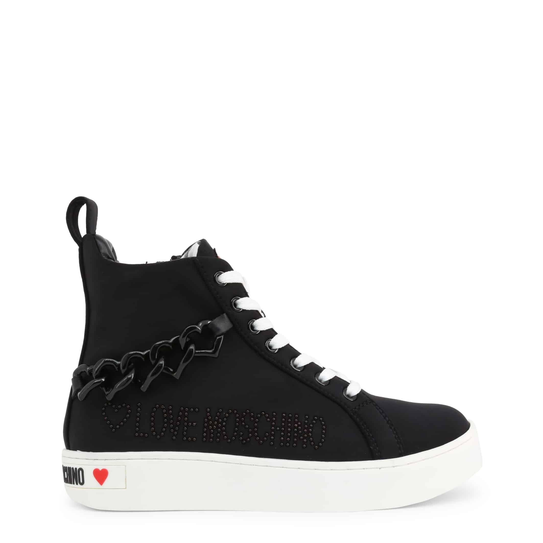 Sneakersy damskie LOVE MOSCHINO JA15533G1AIH