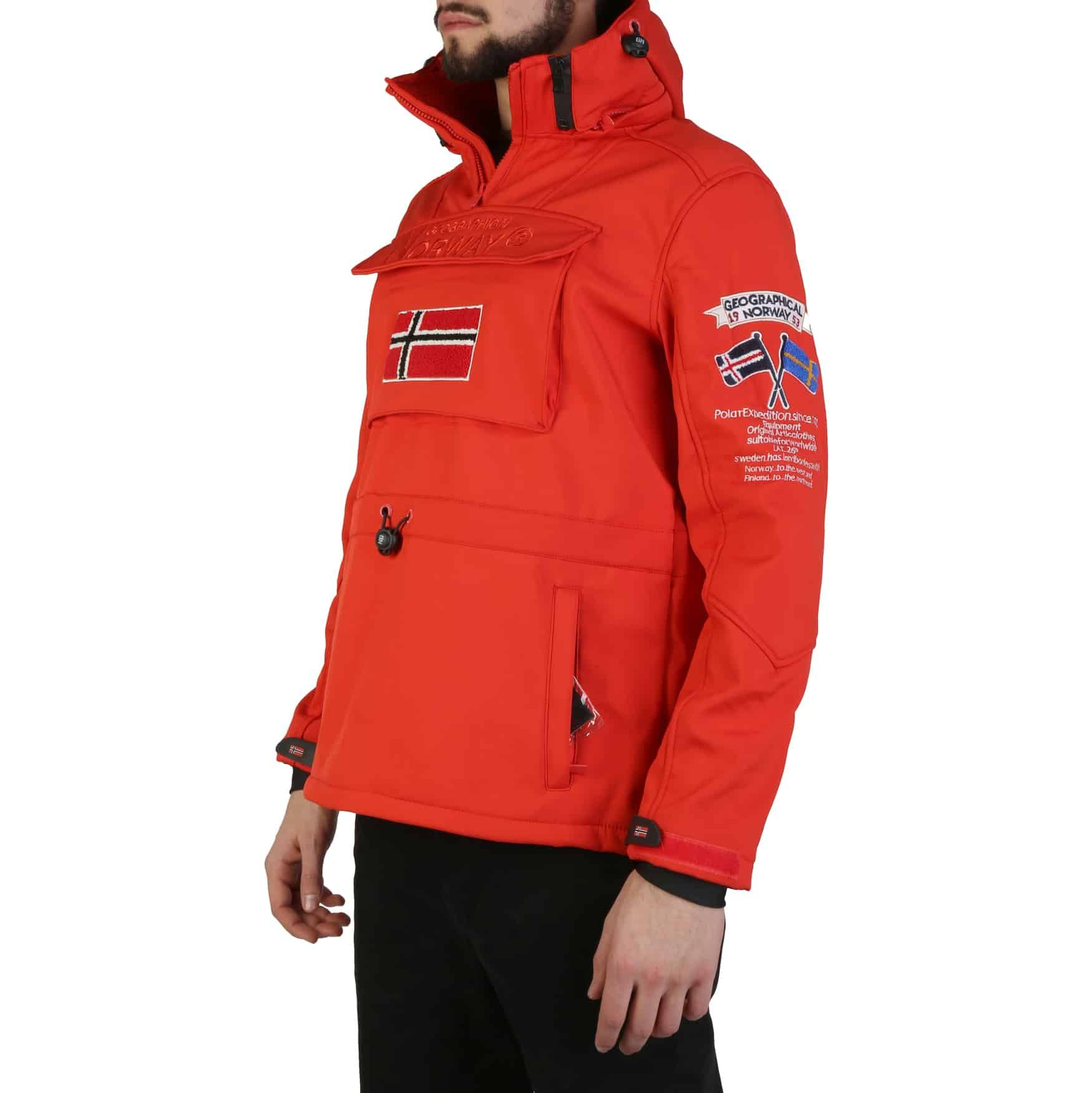 Geographical Norway – Target_man – Rood Designeritems.nl