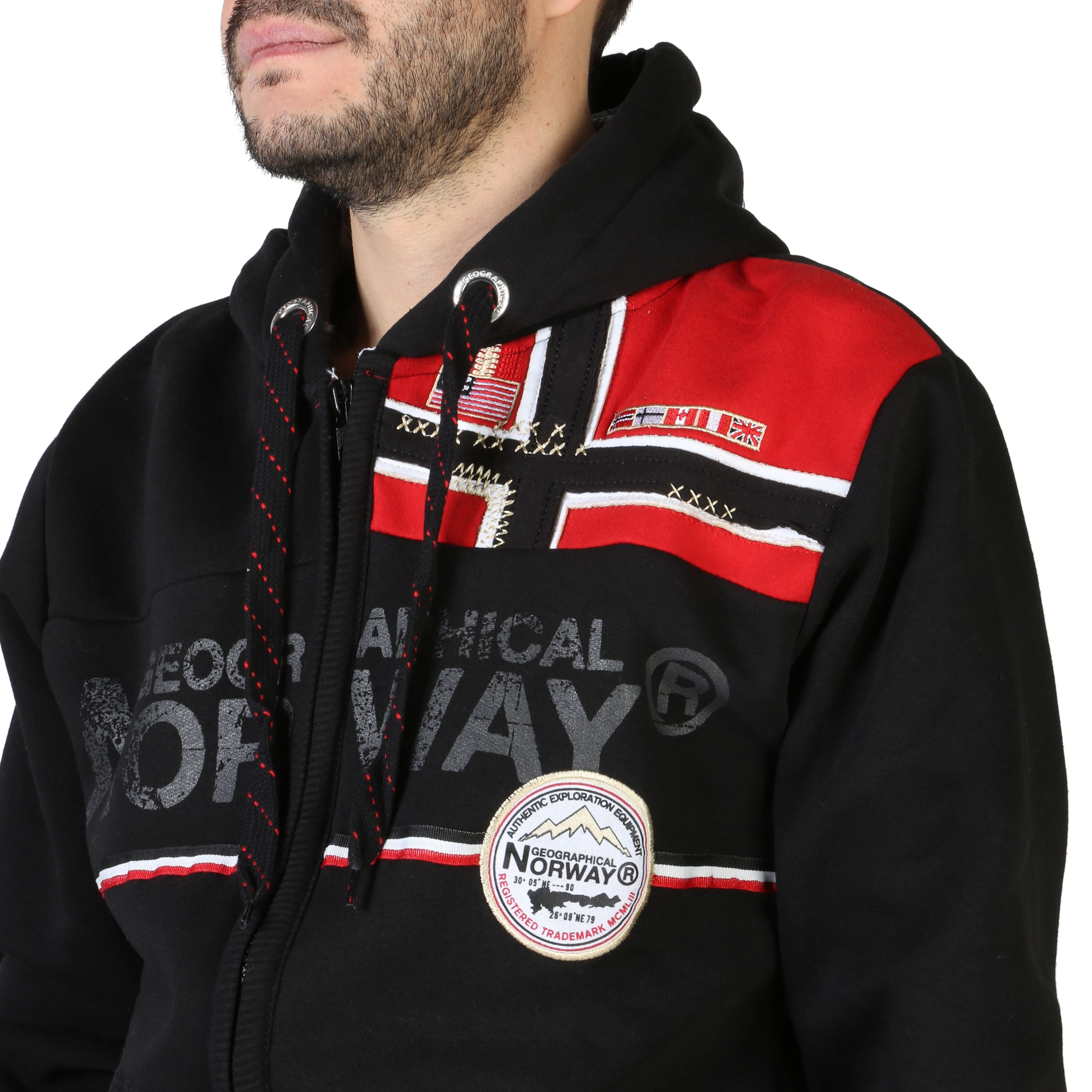 Geographical Norway – Faponie100BS_man – Nero