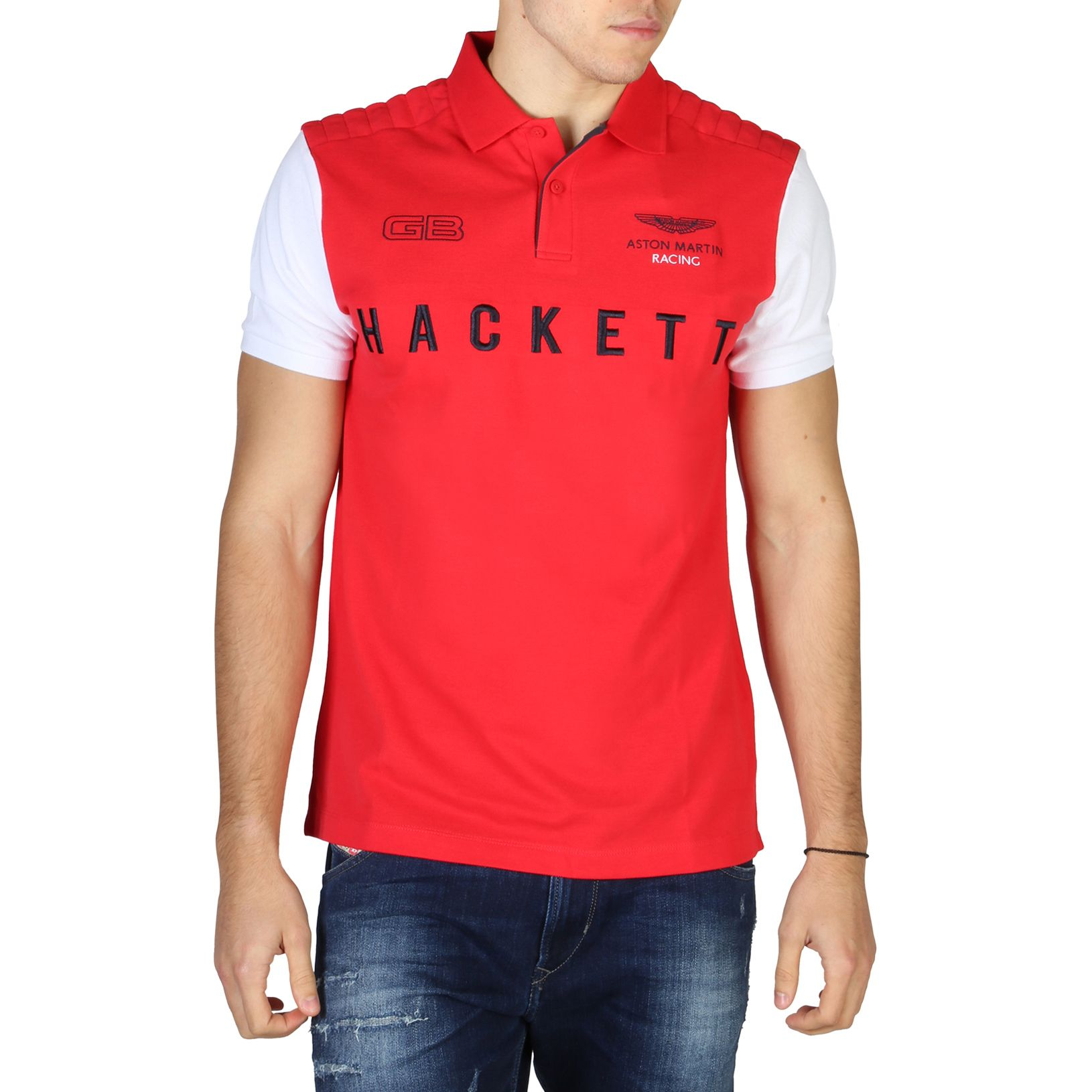 Hackett – HM562678 – Rouge