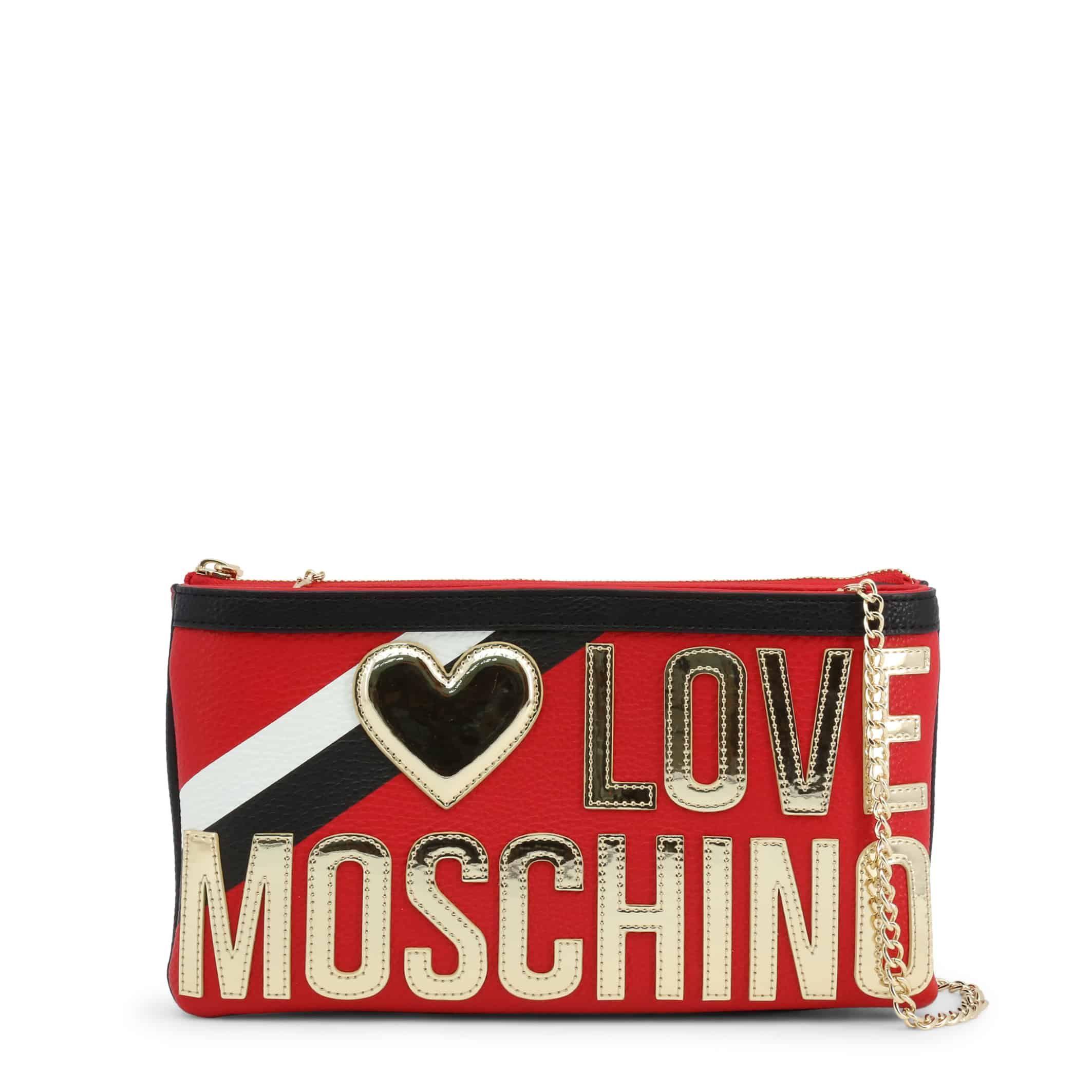 Pochettes Pochette Love Moschino Rouge