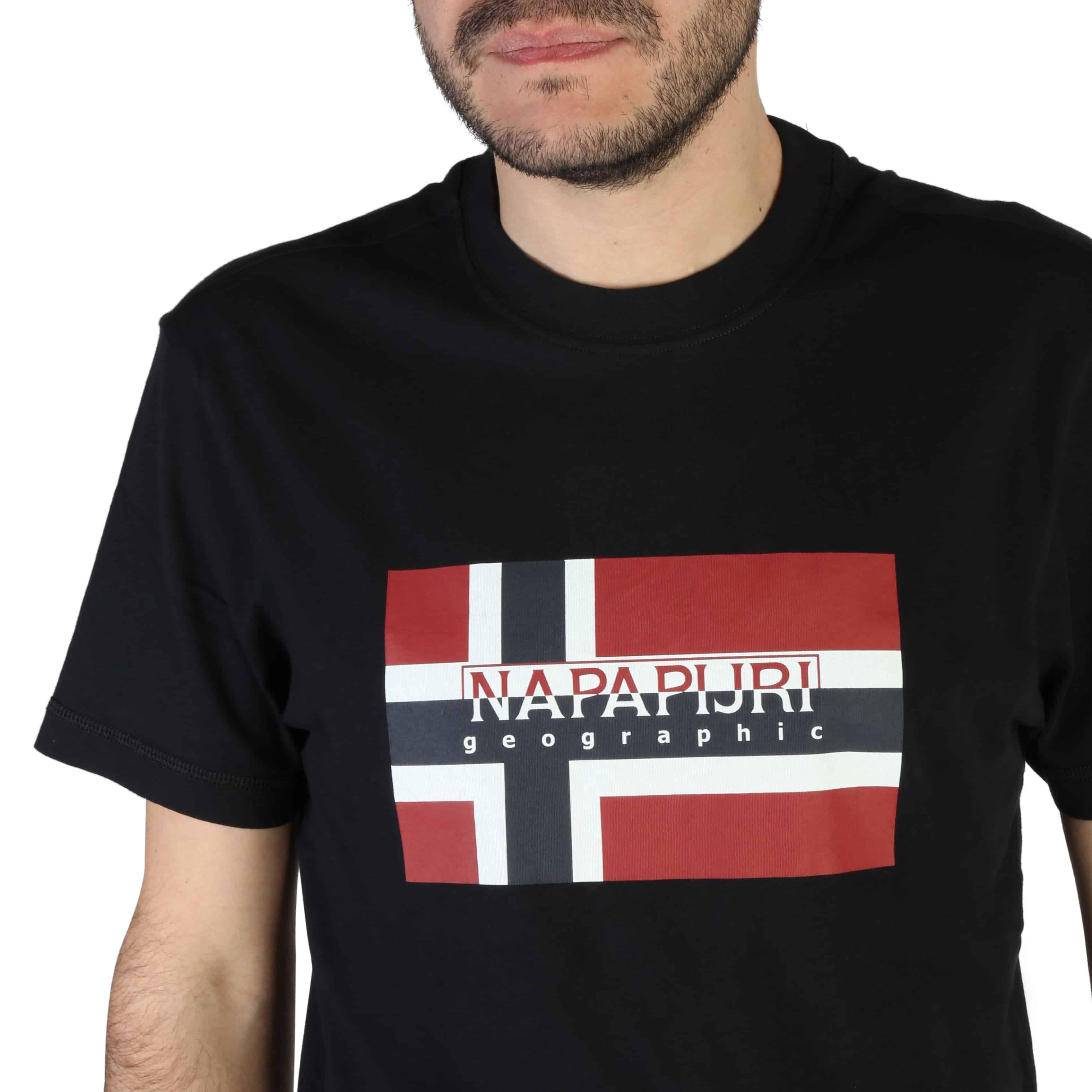 T-shirts Napapijri – SOVICO_NP0A4E38