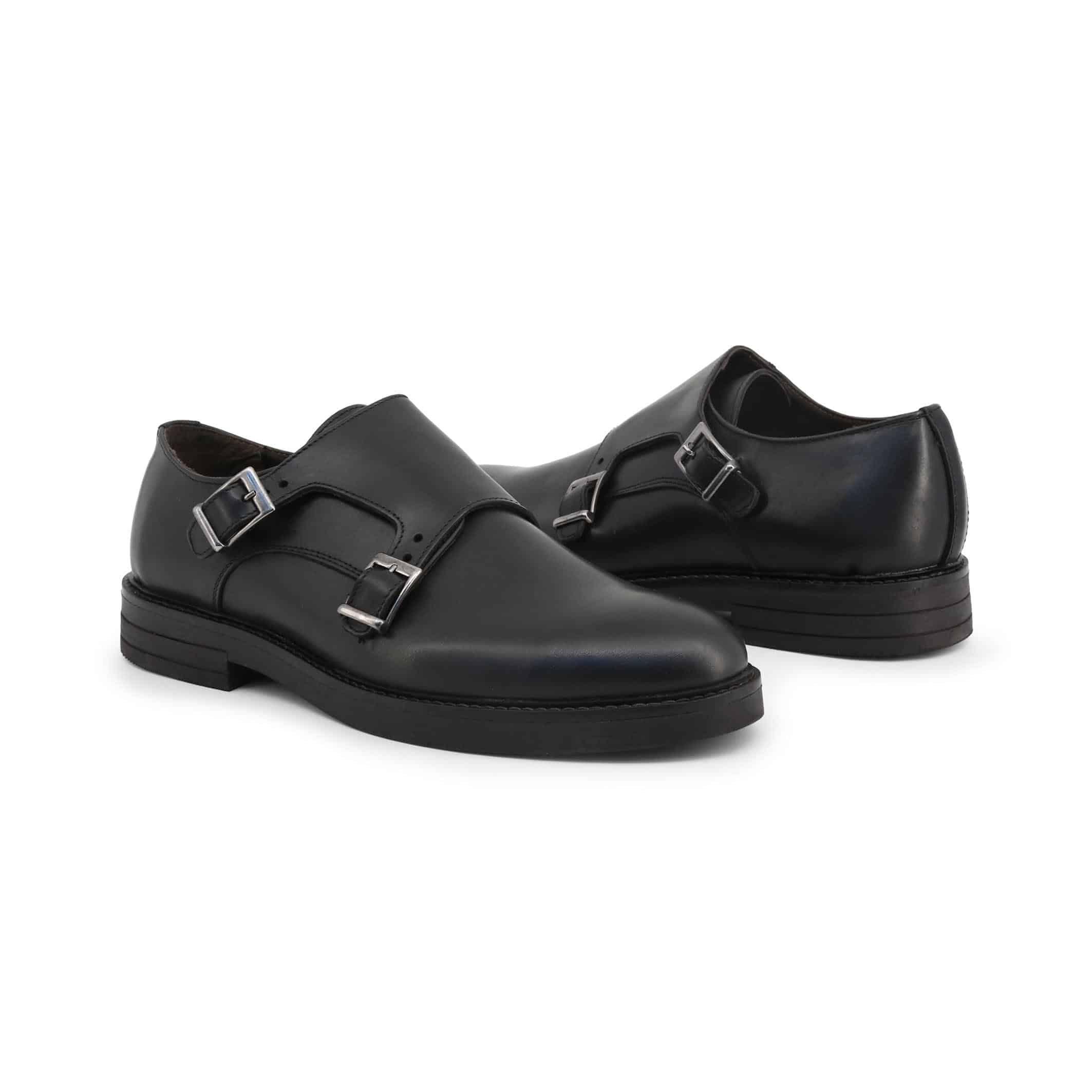 Schuhe Madrid – CL600_PELLE – Schwarz