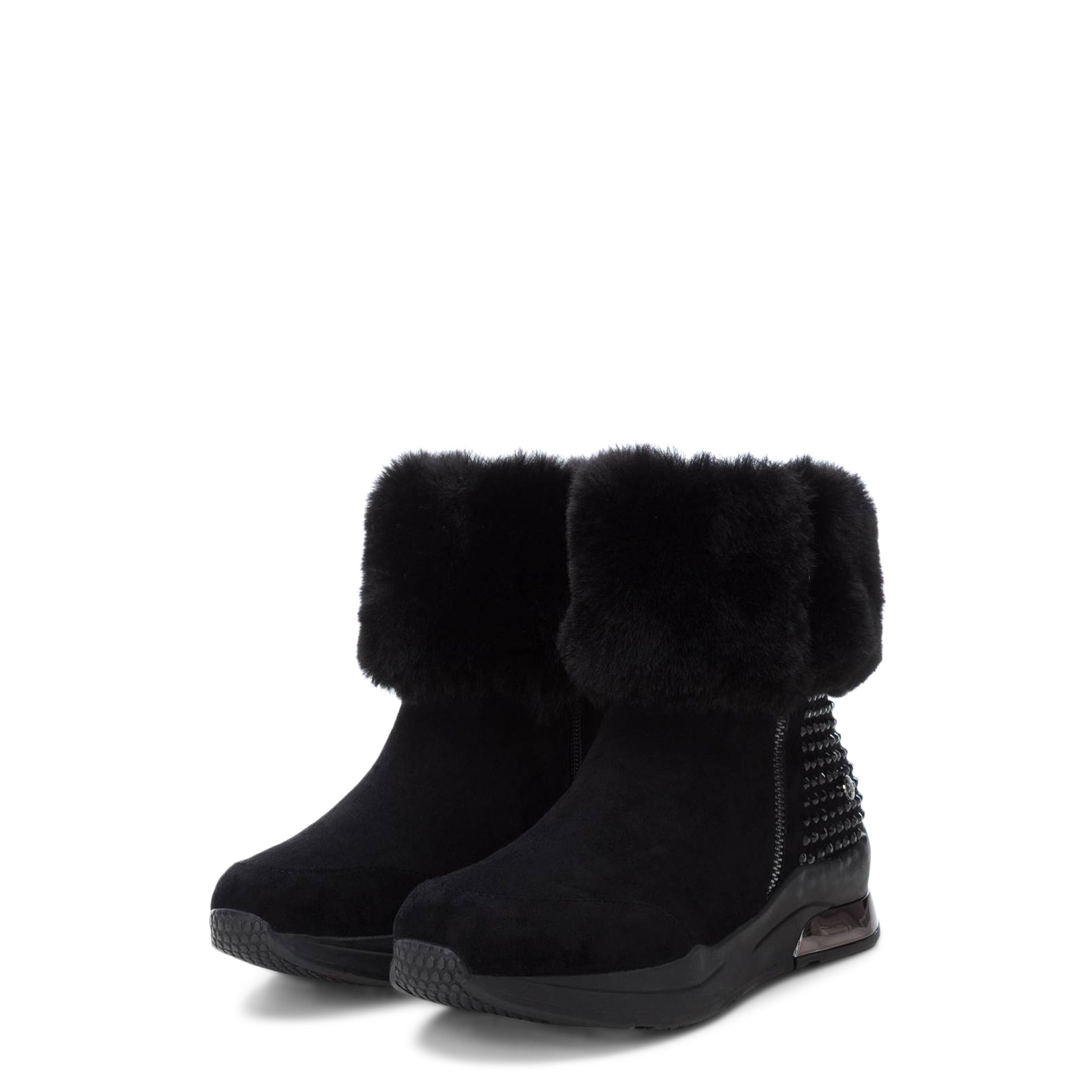 Schuhe Xti – 49467 – Schwarz