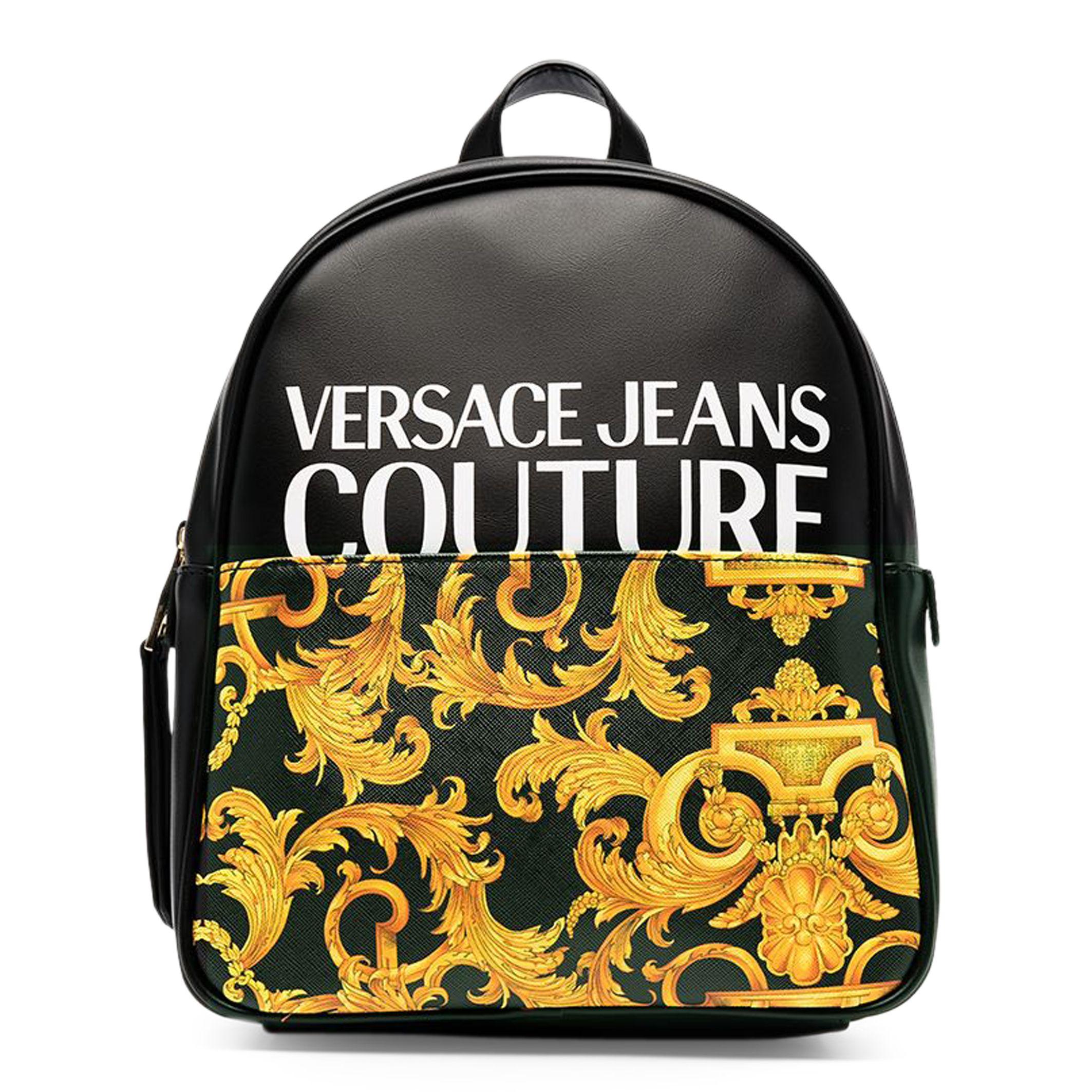 Versace Jeans – E1VWABG8_71727 – Zwart Designeritems.nl