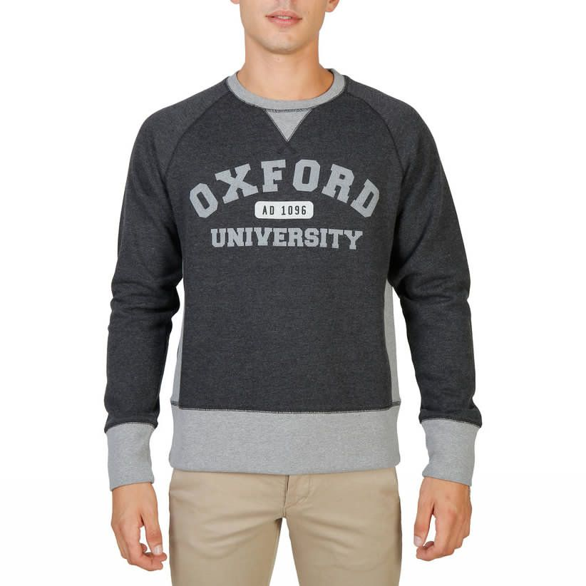 Bekleidung Oxford University – FLEECE-RAGLAN