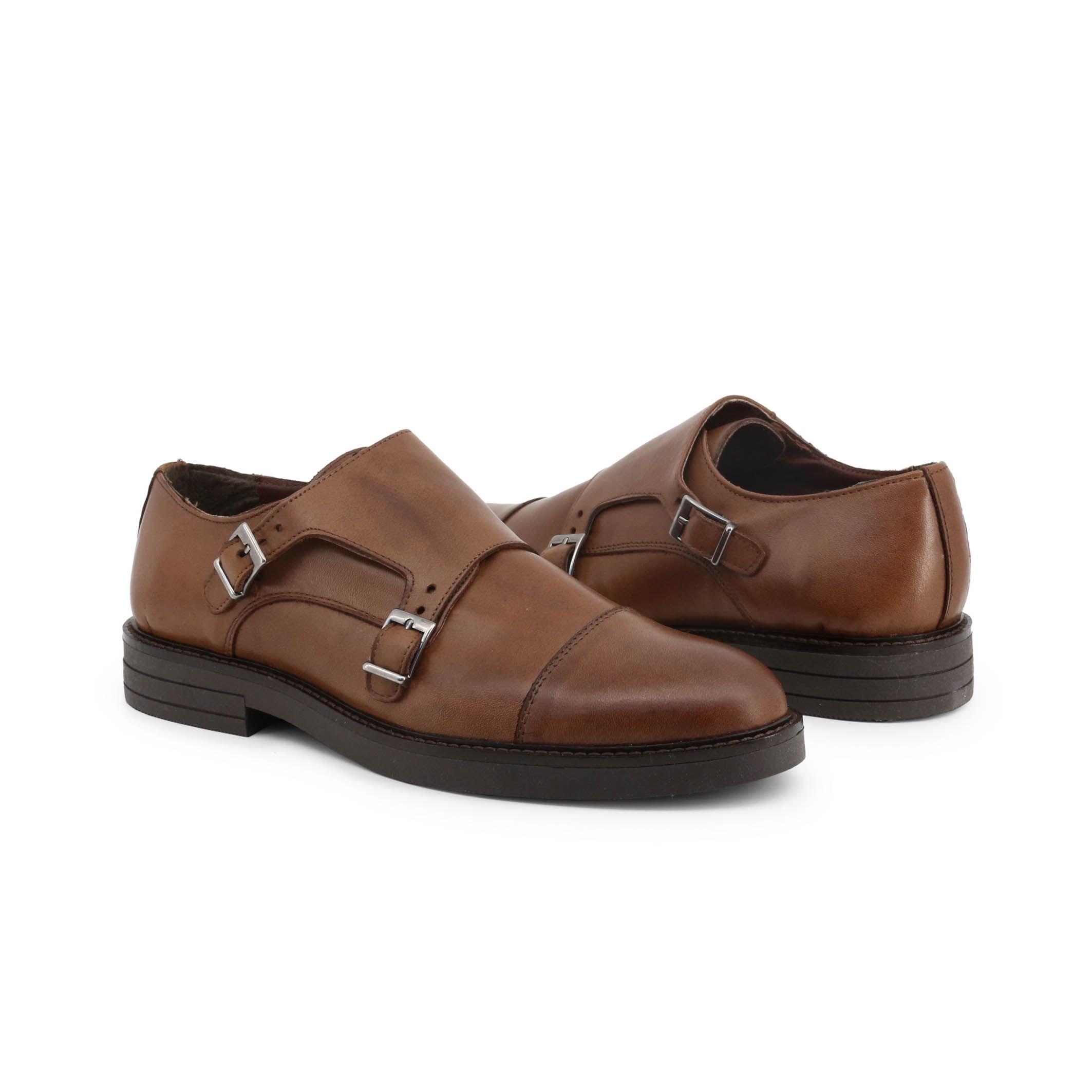 Schuhe Madrid – 60O_CRUST – Braun