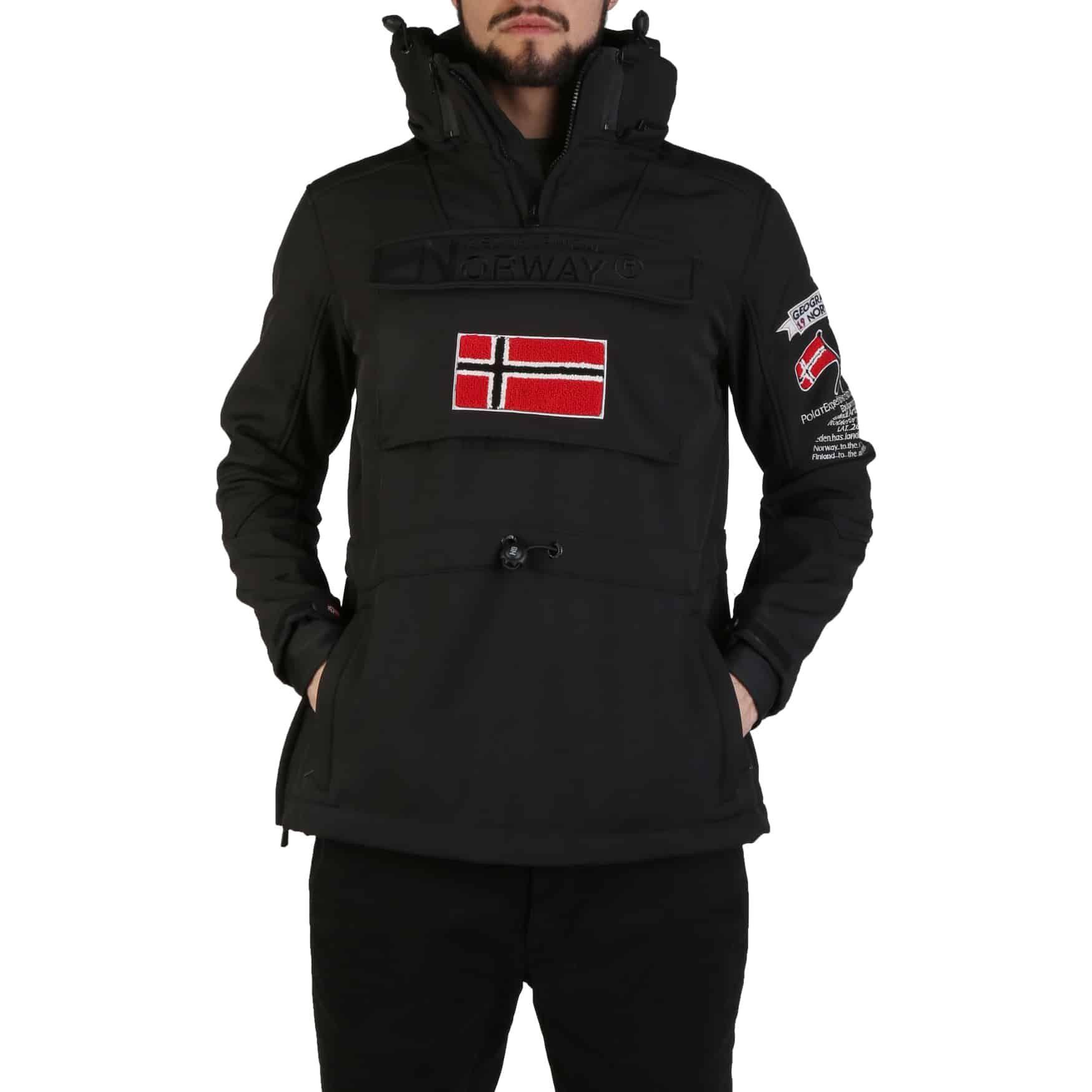 Geographical Norway – Target_man – Zwart Designeritems.nl