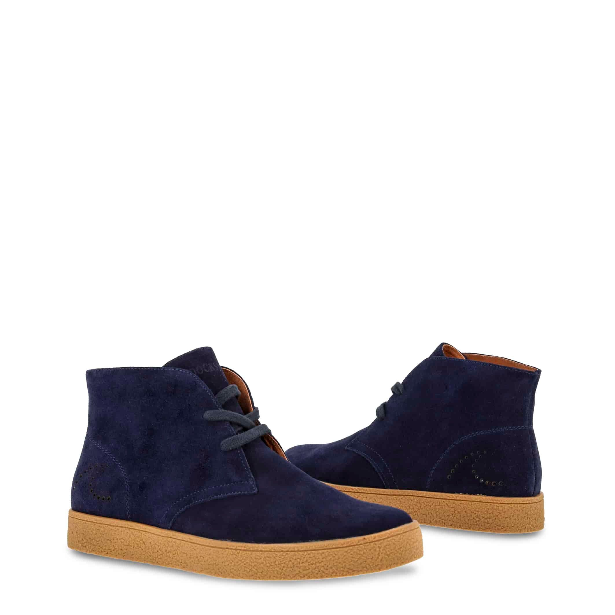 Chaussures à lacets Docksteps – NEWSALINAS-MID_2126_BLUE