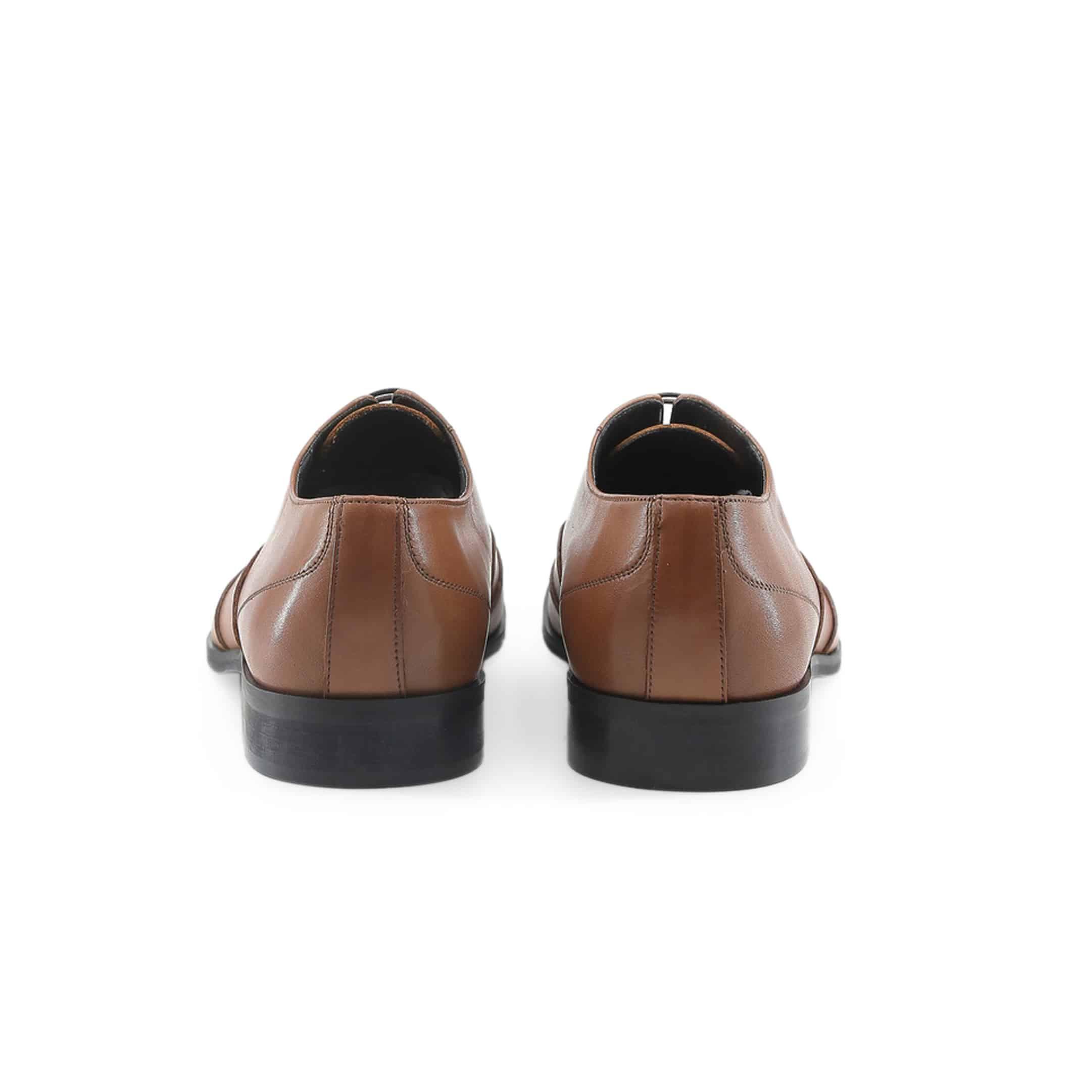 Schnürschuhe Made in Italia – ISAIE – Braun