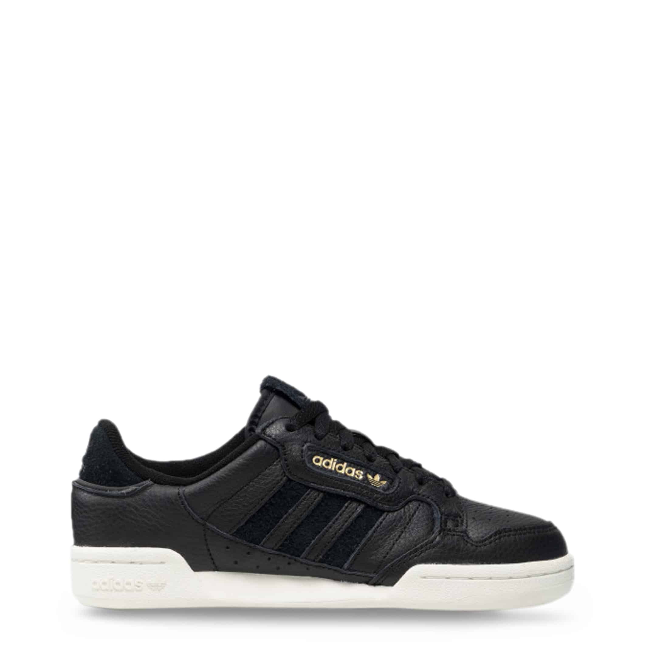 Adidas – Continental80-Stripes – Zwart Designeritems.nl