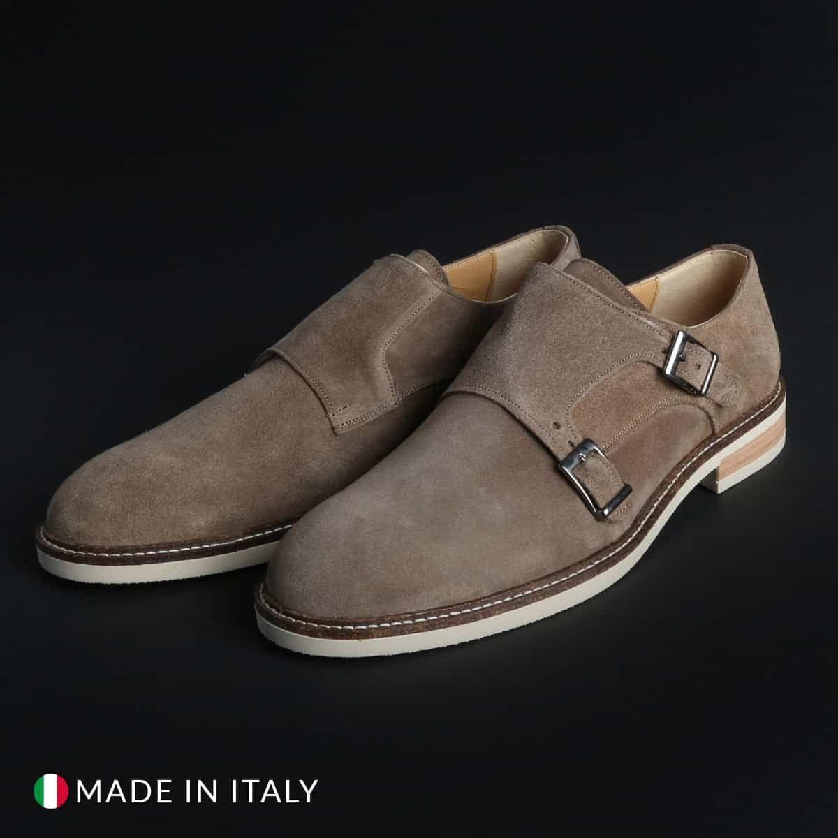 Chaussures classiques Madrid – 600_CAMOSCIO