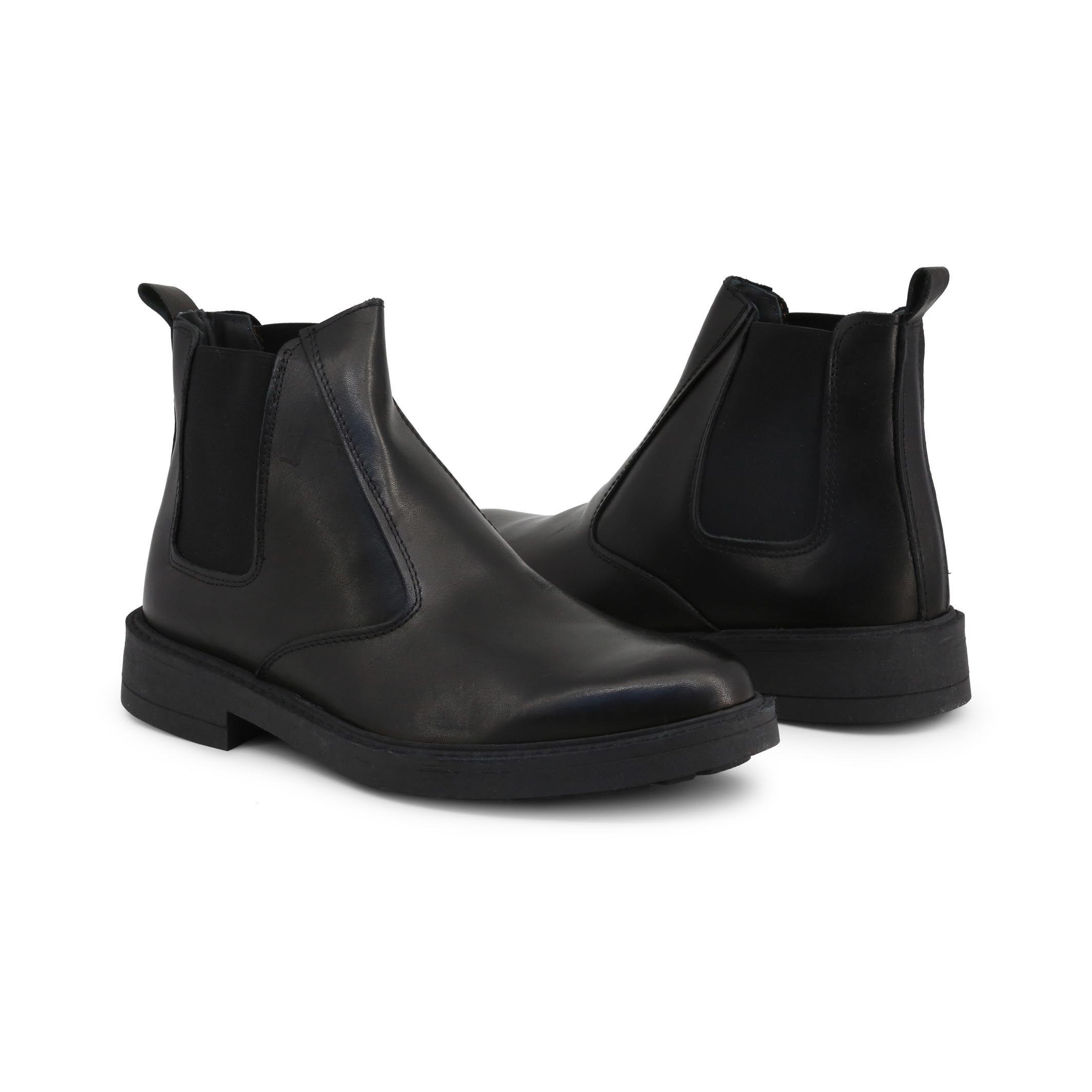Schuhe SB 3012 – 100_PELLE – Schwarz