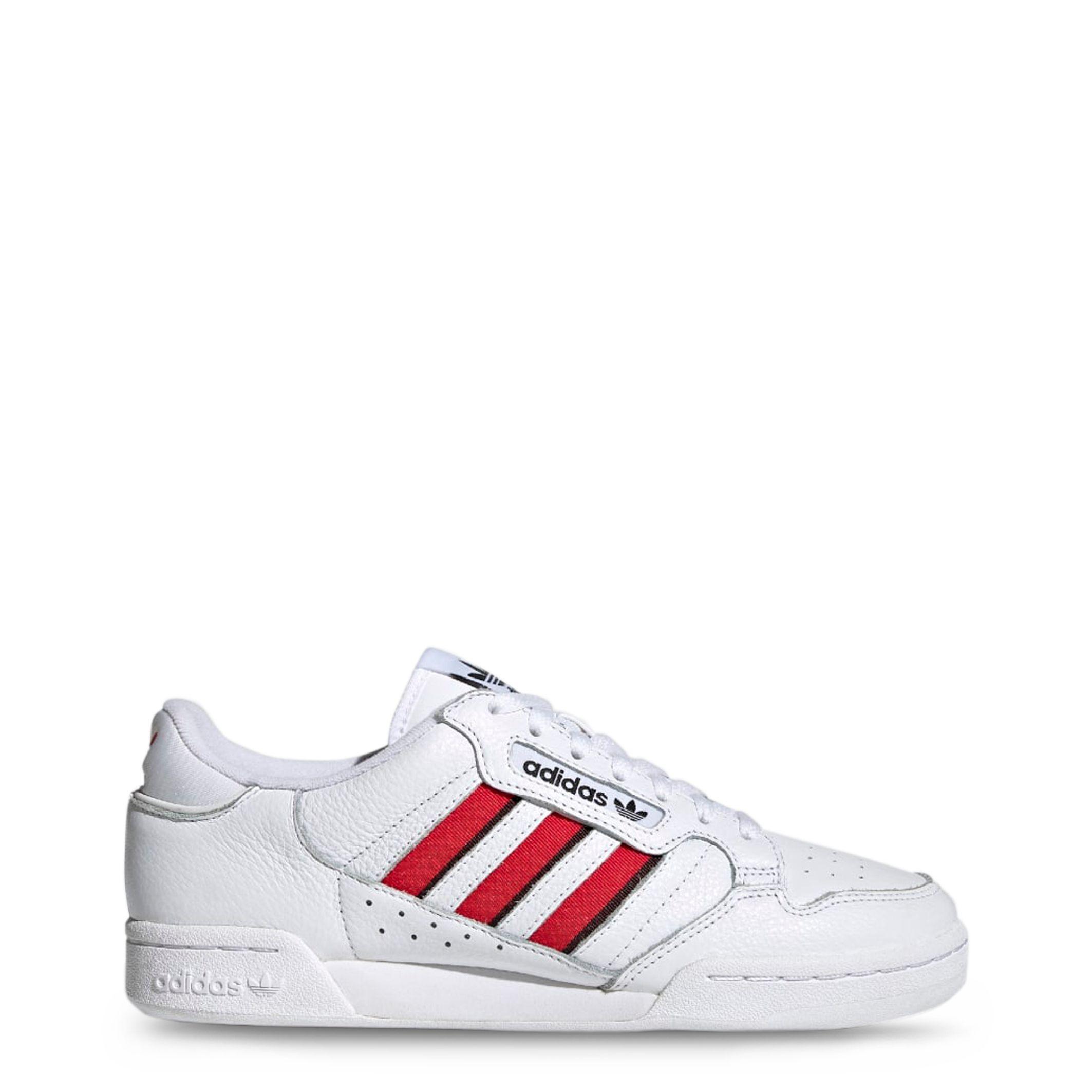 Adidas – Continental80-Stripes – Wit Designeritems.nl