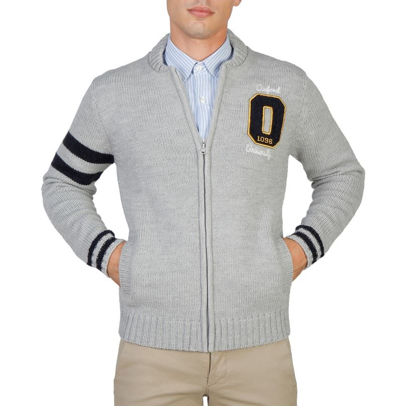 Pulls Oxford University – OXFORD_TRICOT-TEDDY