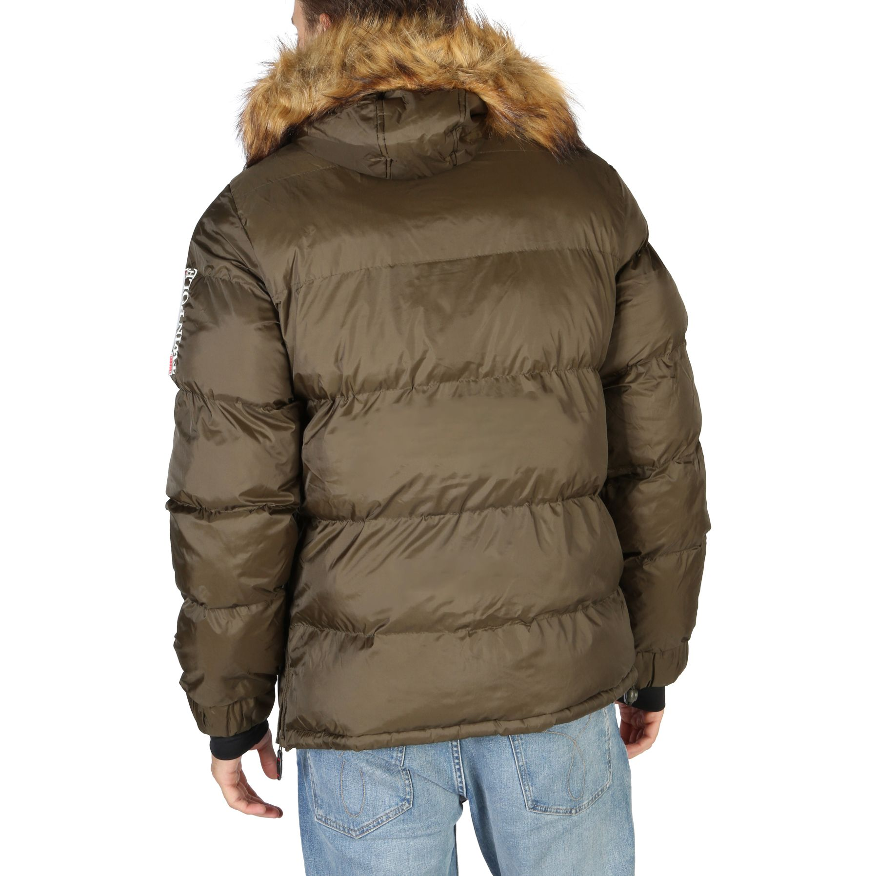 Geographical Norway – Bilboquet Man Brown