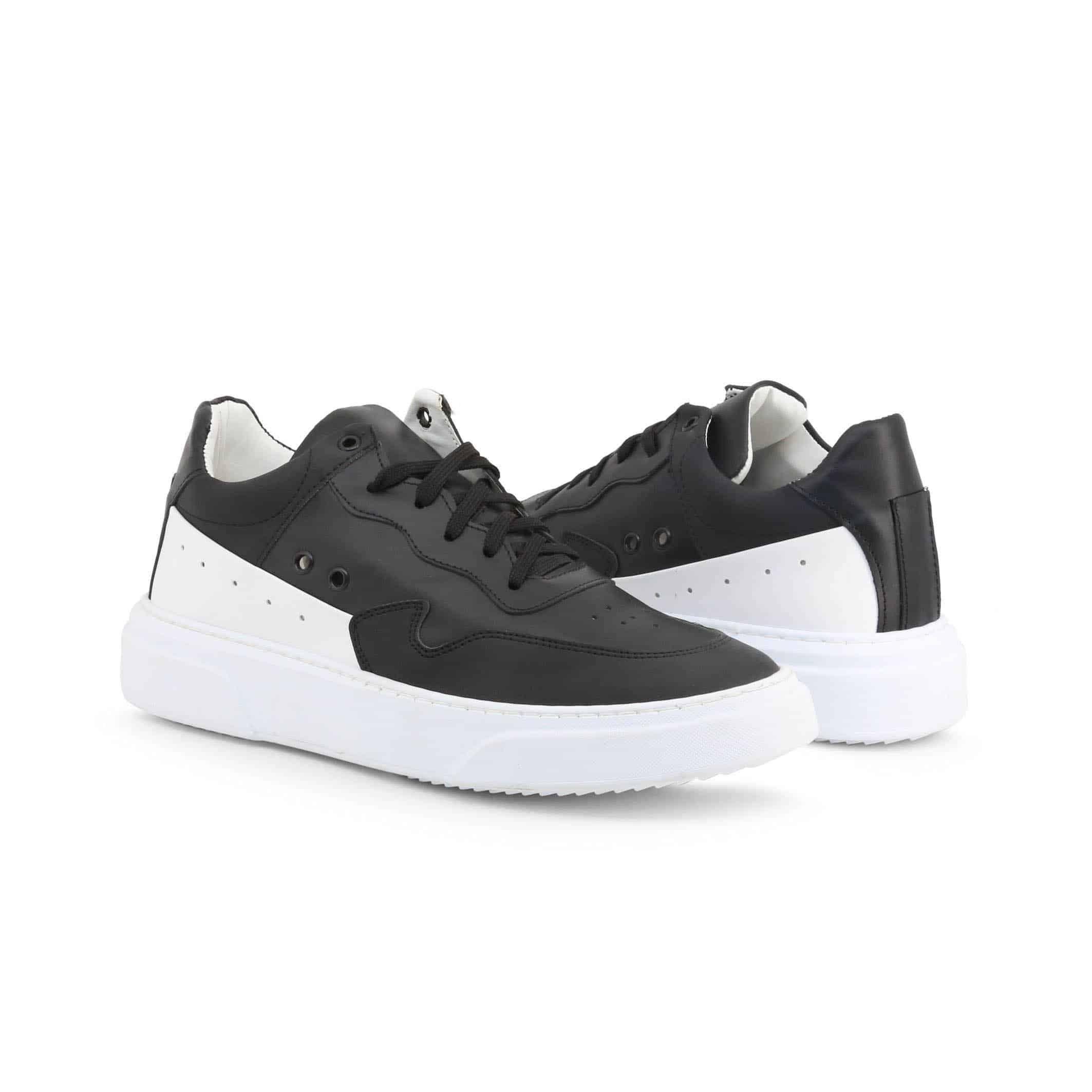 Schuhe R21 – REY_2_GOM-NAPPA – Schwarz