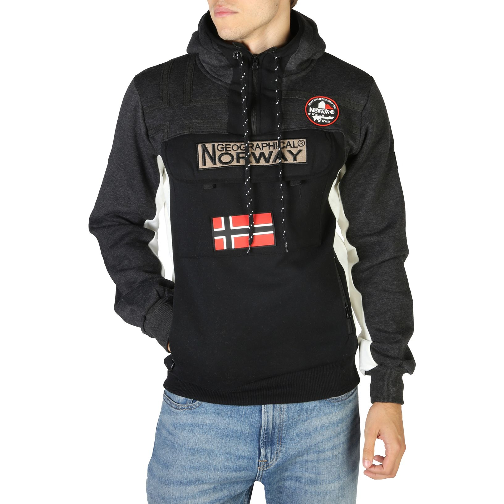 Sweat-shirts Geographical Norway – Fitakol_man