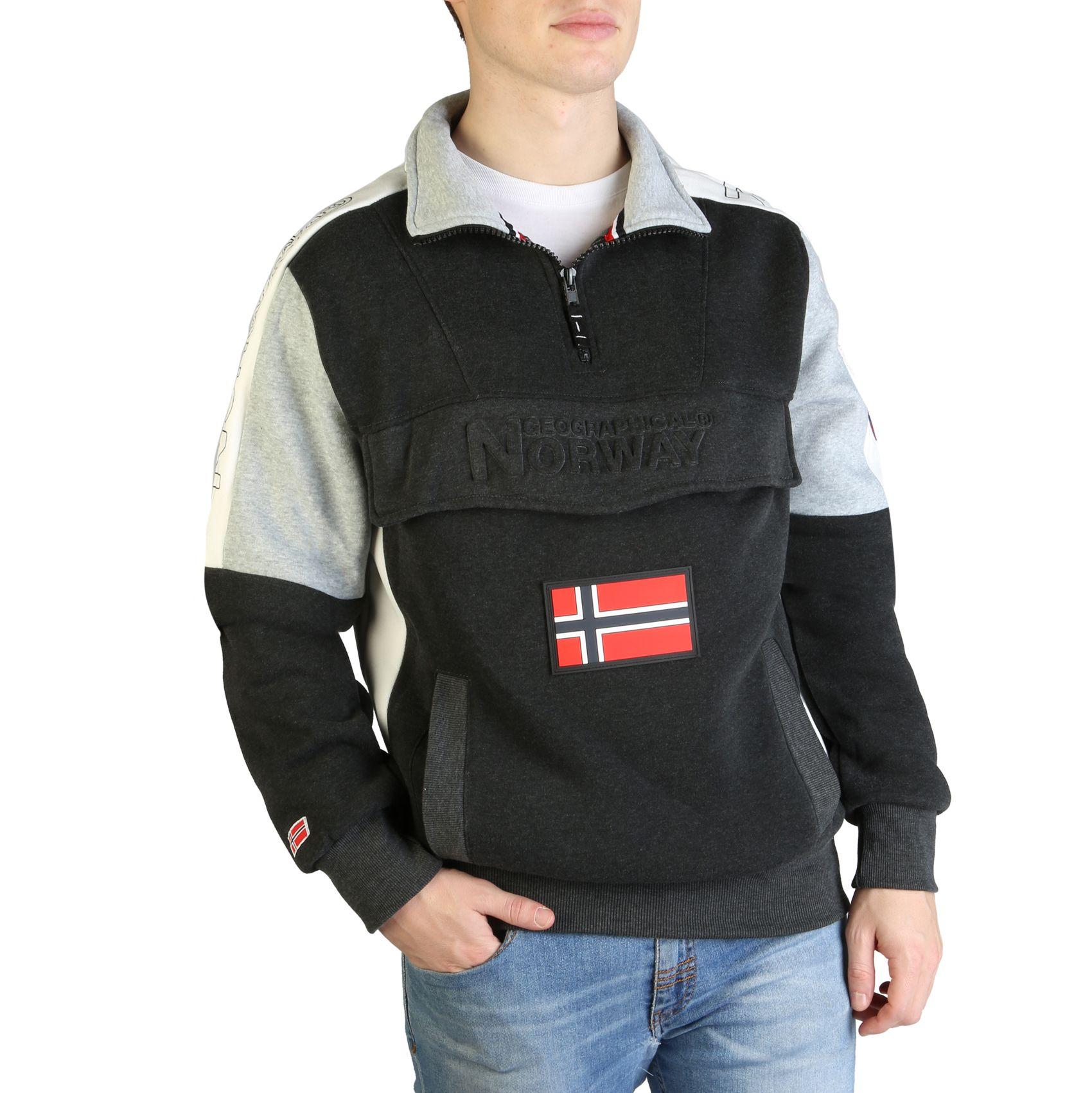 Geographical Norway – Fagostino007_man – Grijs Designeritems.nl