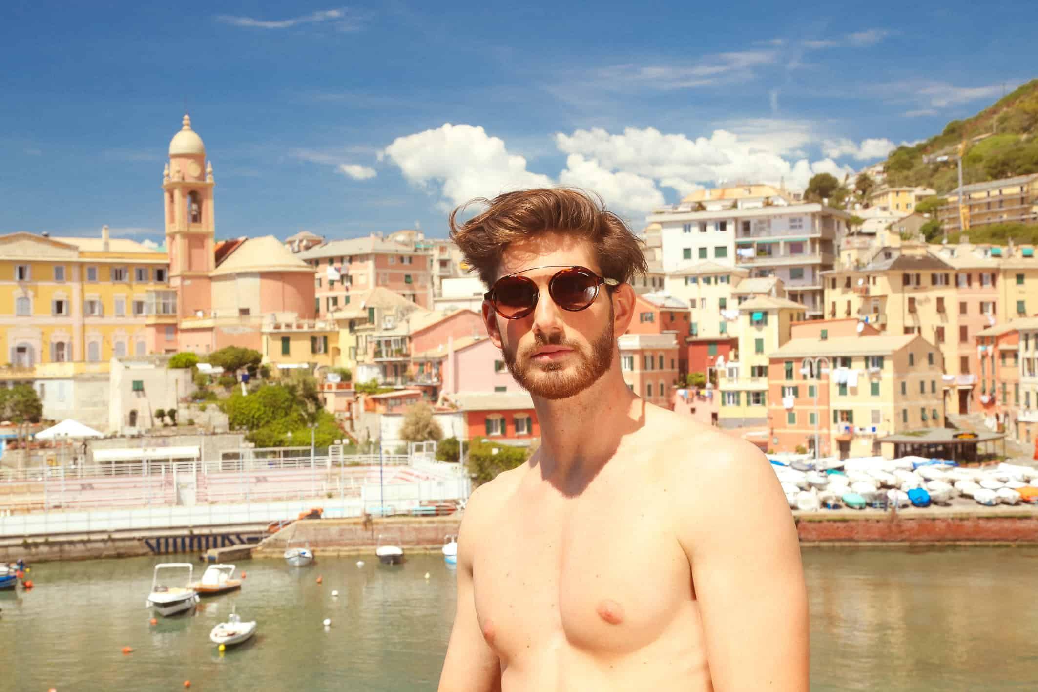 Lunettes de soleil Made in Italia – GALLIPOLI