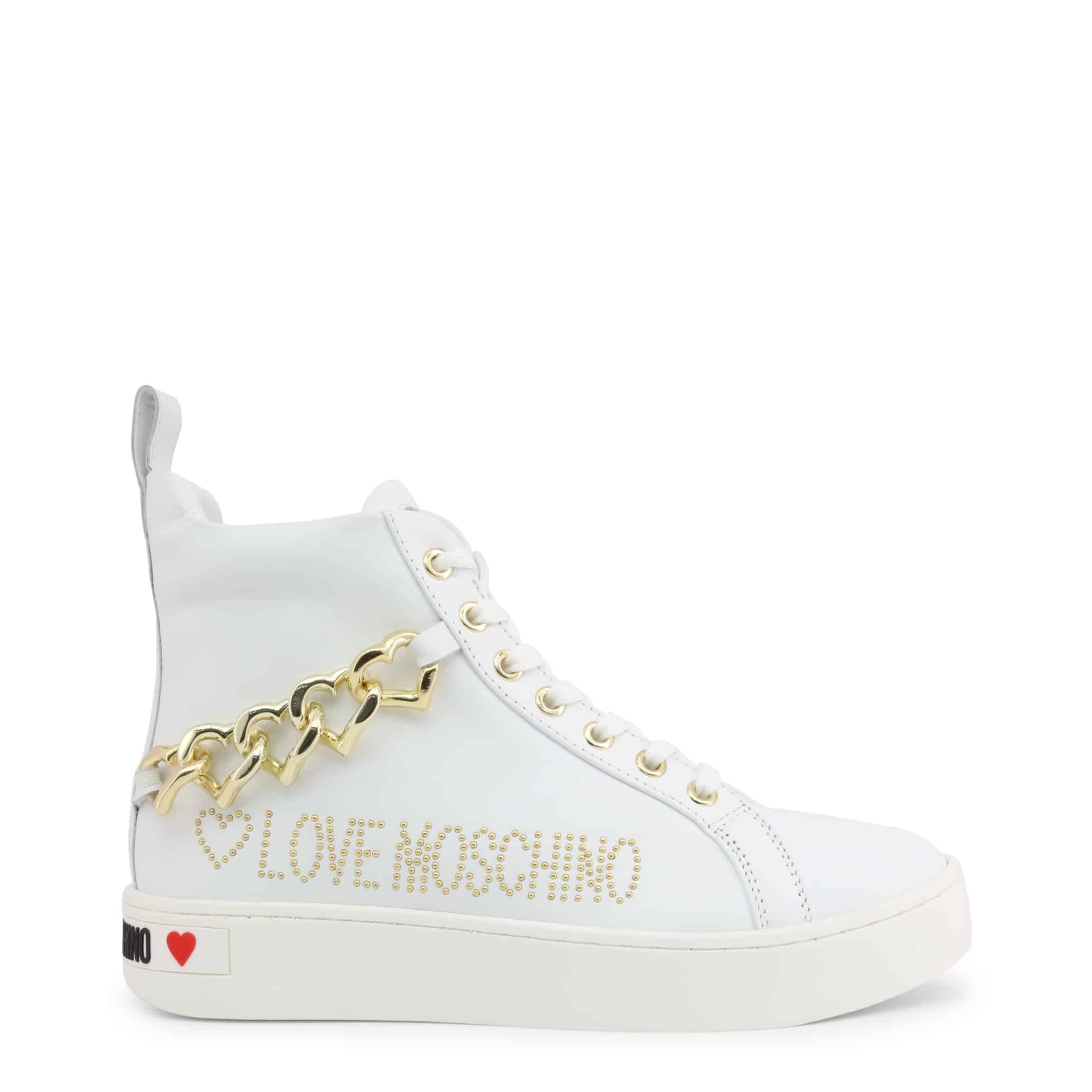 Sneakersy damskie LOVE MOSCHINO JA15533G1AIF