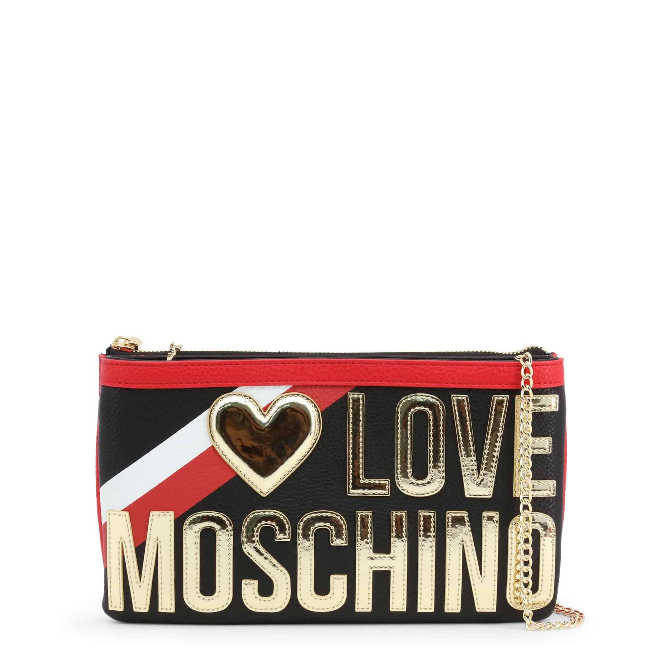 Pochettes Pochette Love Moschino Noir