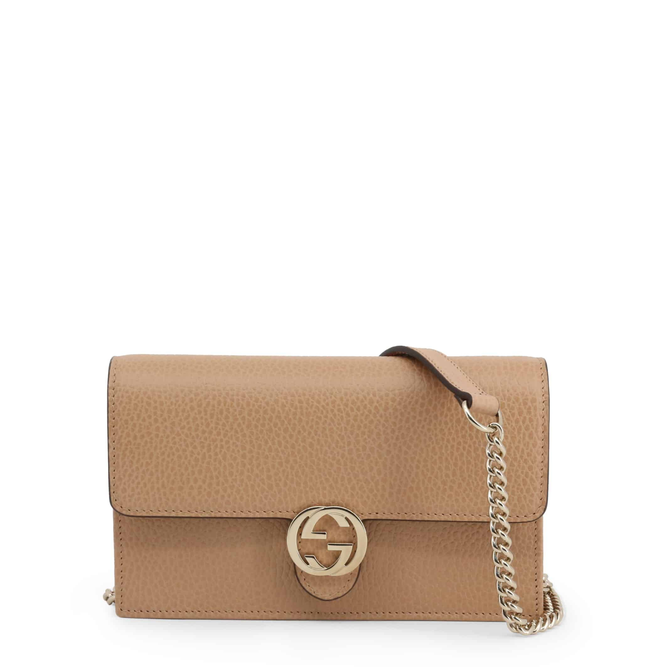 Dámská kabelka Gucci GG Wallet on Chain