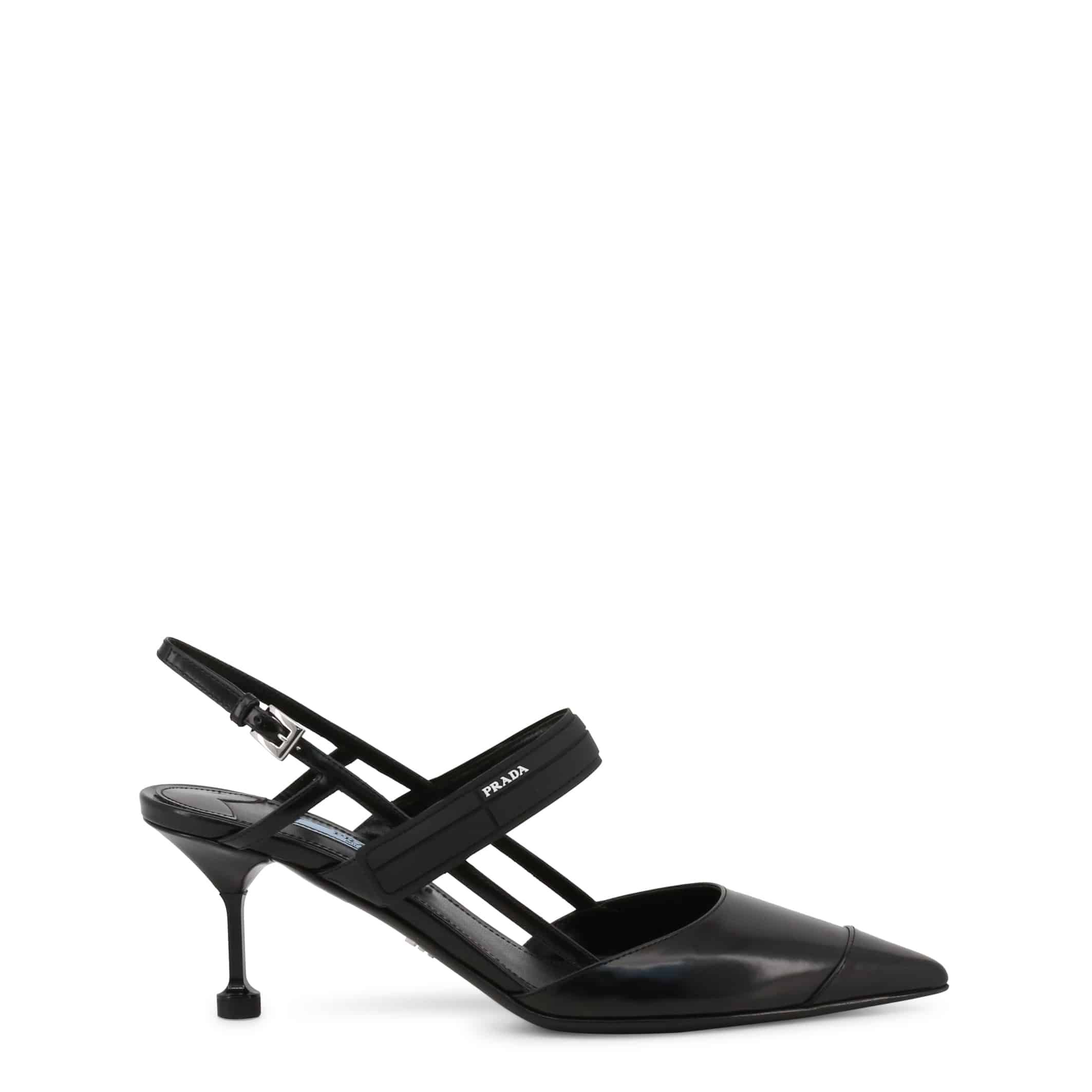 High Heels Prada – 1I296I – Schwarz