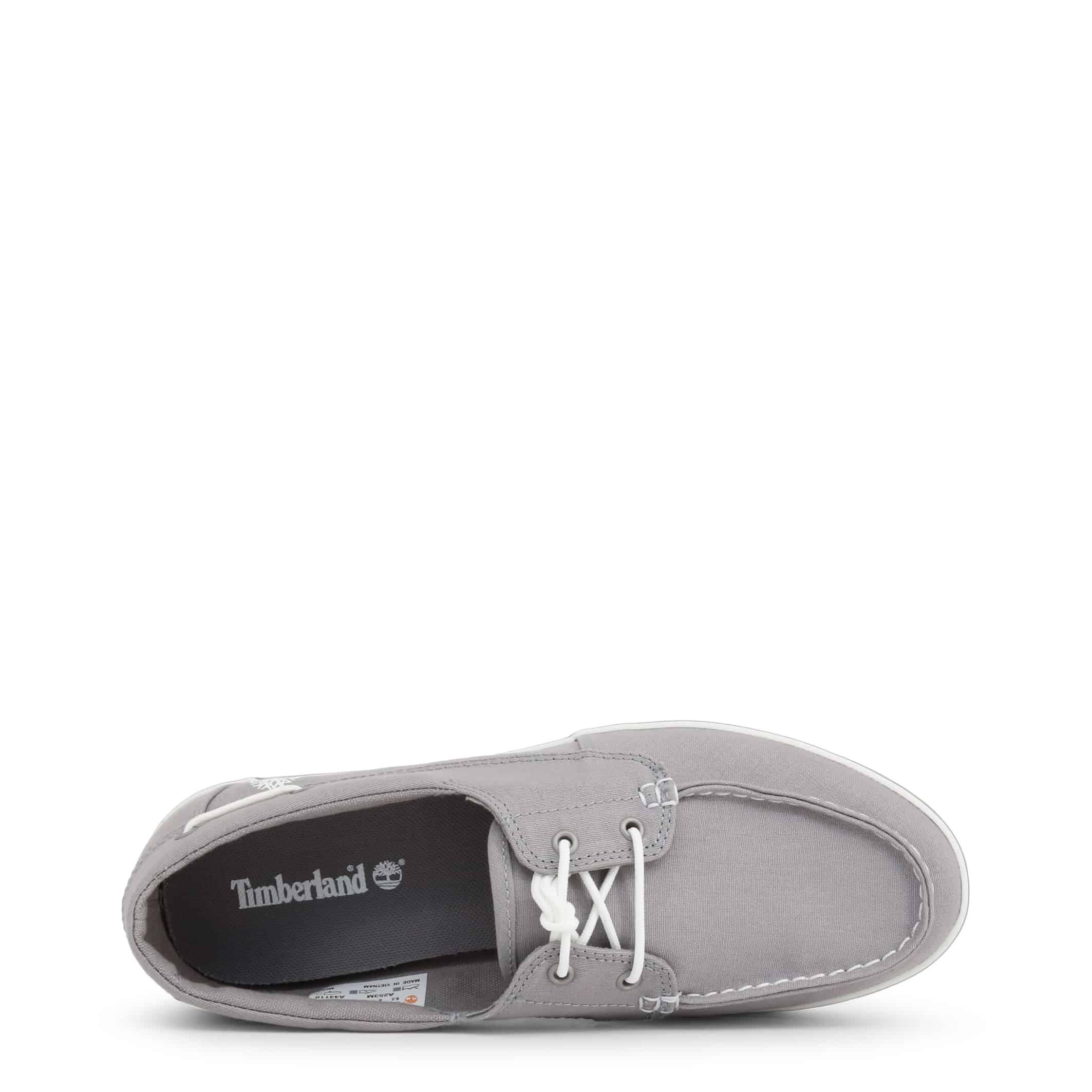 Mokassins Timberland – SkapeParkBoat – Grau