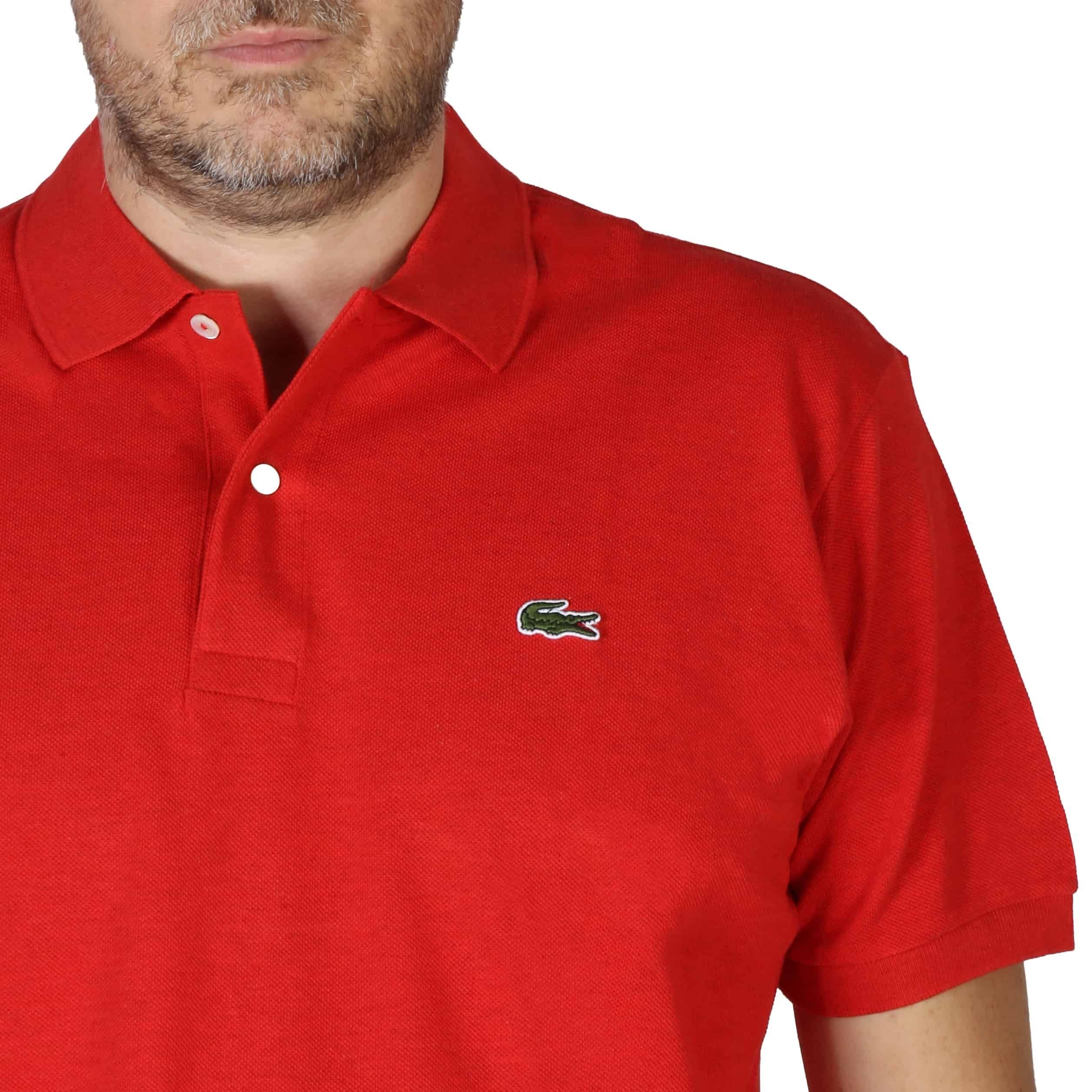 Bekleidung Lacoste – L1264 – Rot