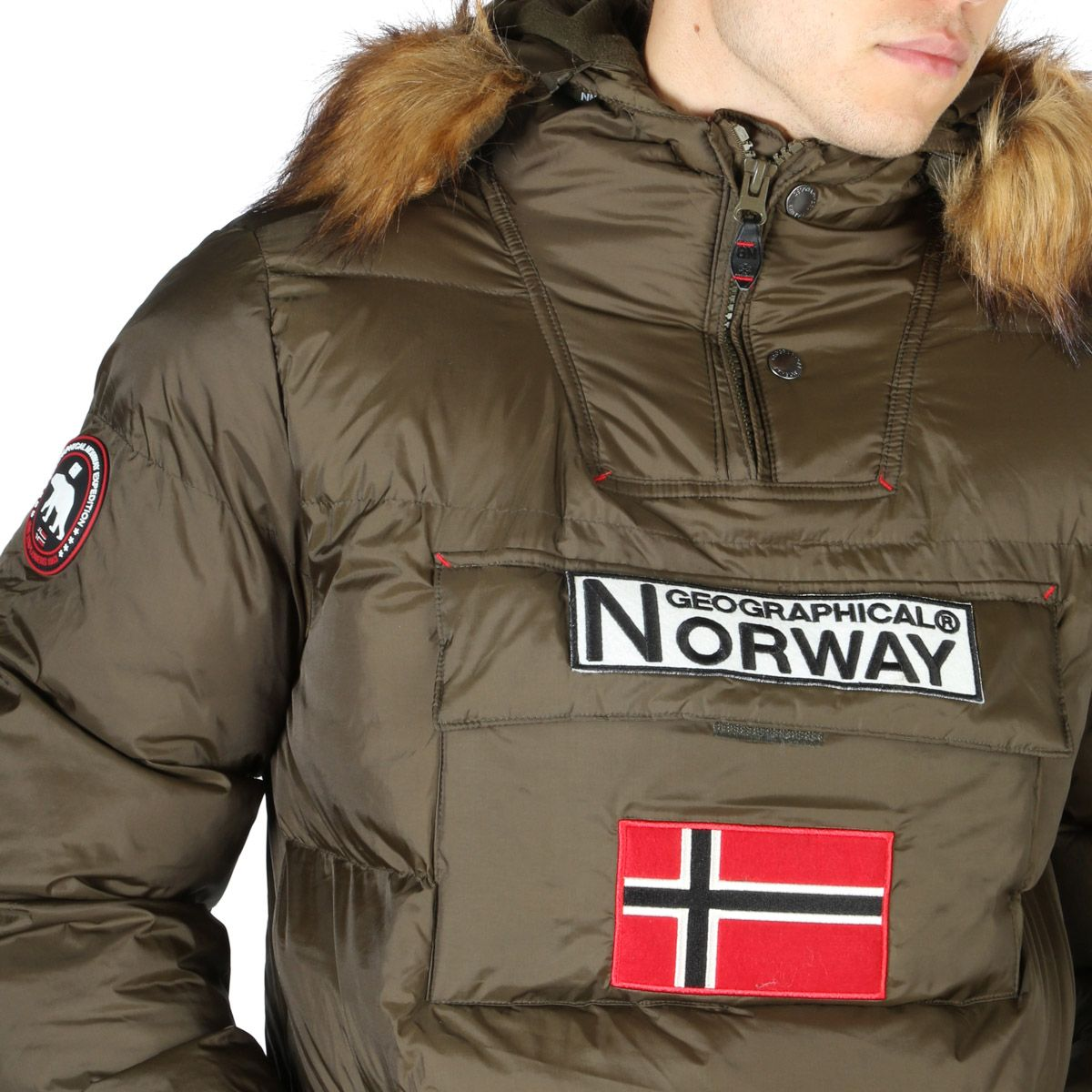 Vestes Geographical Norway – Bilboquet_man