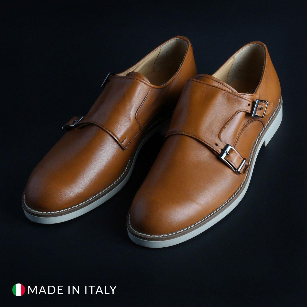 Schuhe Madrid – 600_CRUST – Braun