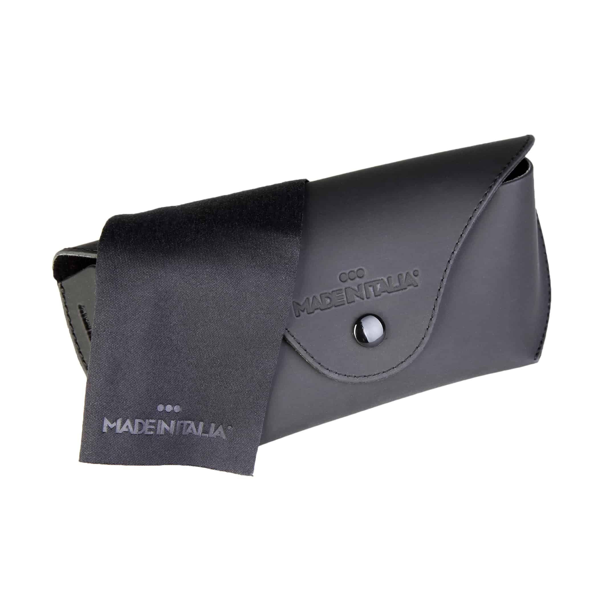 Accessoires Made in Italia – GALLIPOLI – Schwarz