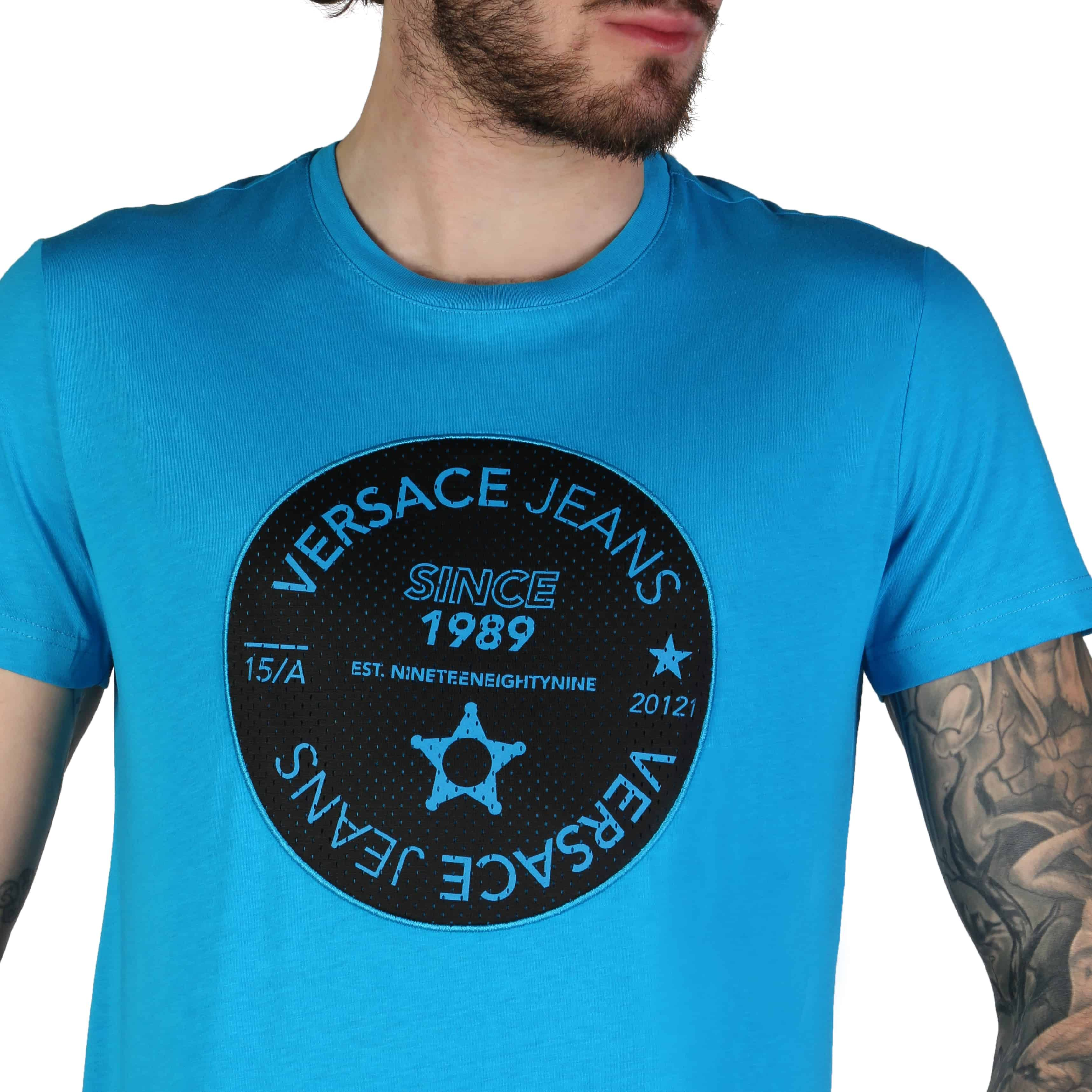 Bekleidung Versace Jeans – B3GTB76J_36610 – Blau