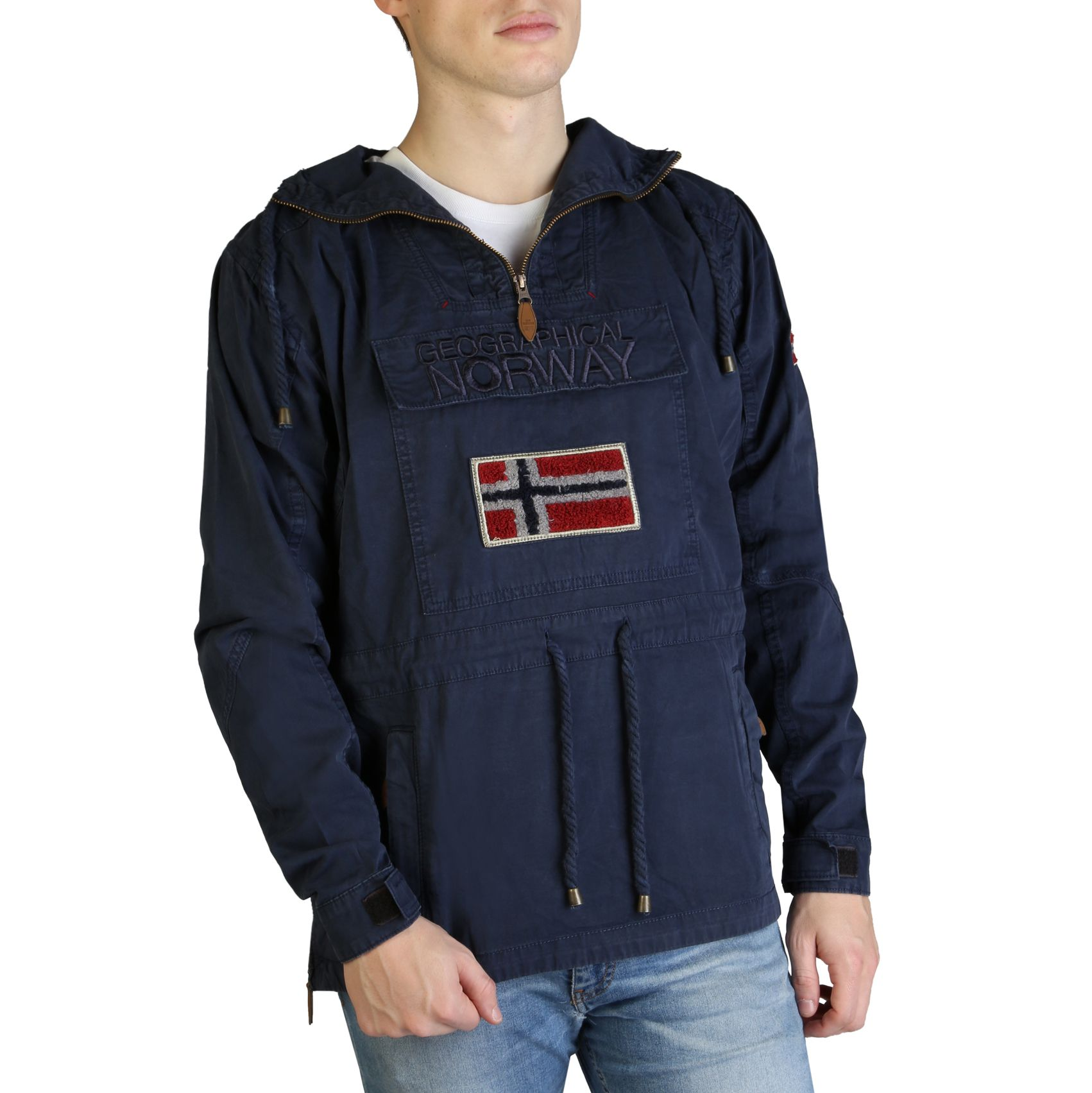 Geographical Norway – Chomer_man – Blauw Designeritems.nl